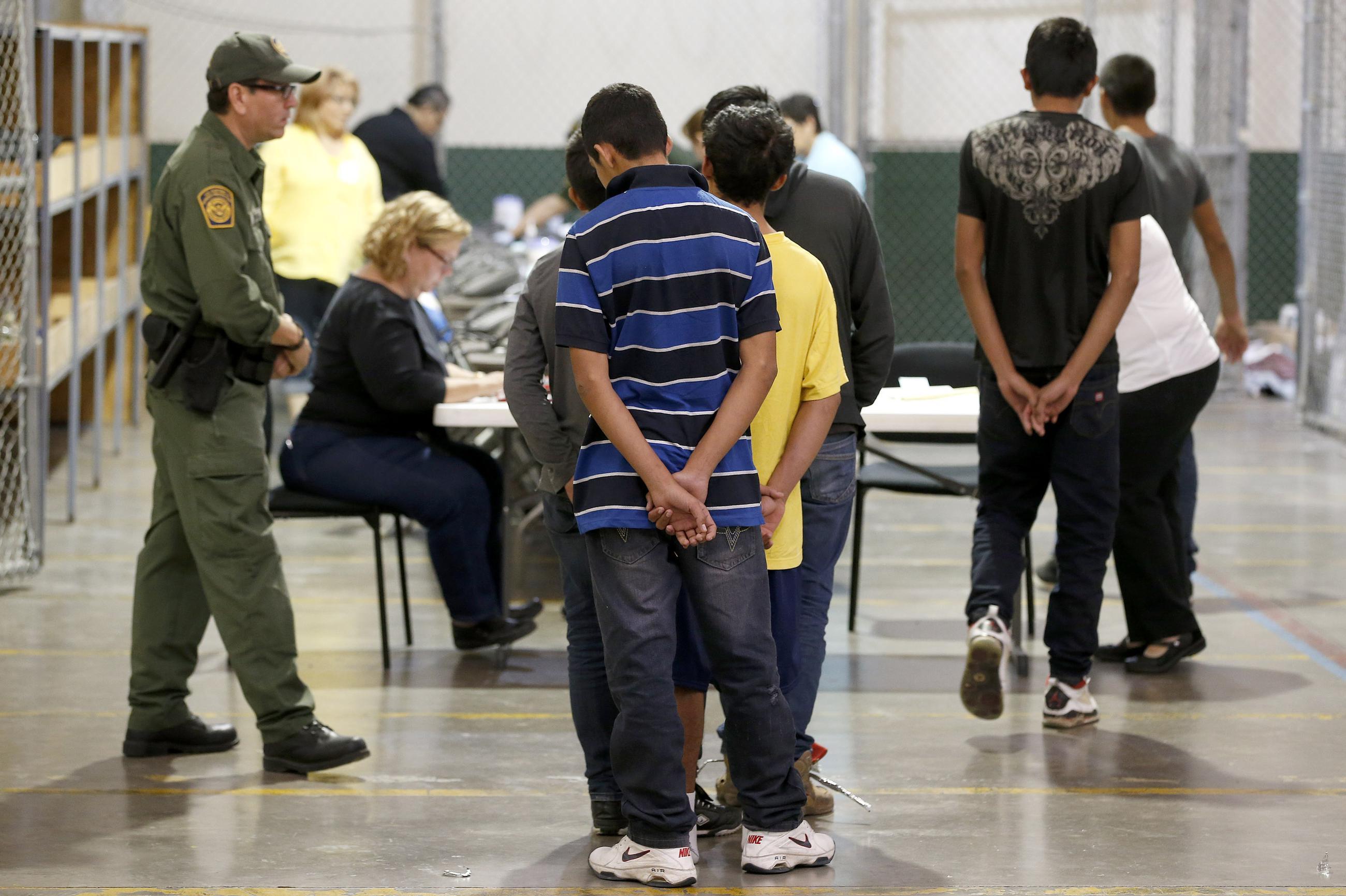 Where Cruz, Rubio, and Paul Stand on the Unaccompanied-Minors Crisis