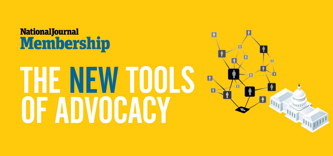The New Tools of Advocacy
