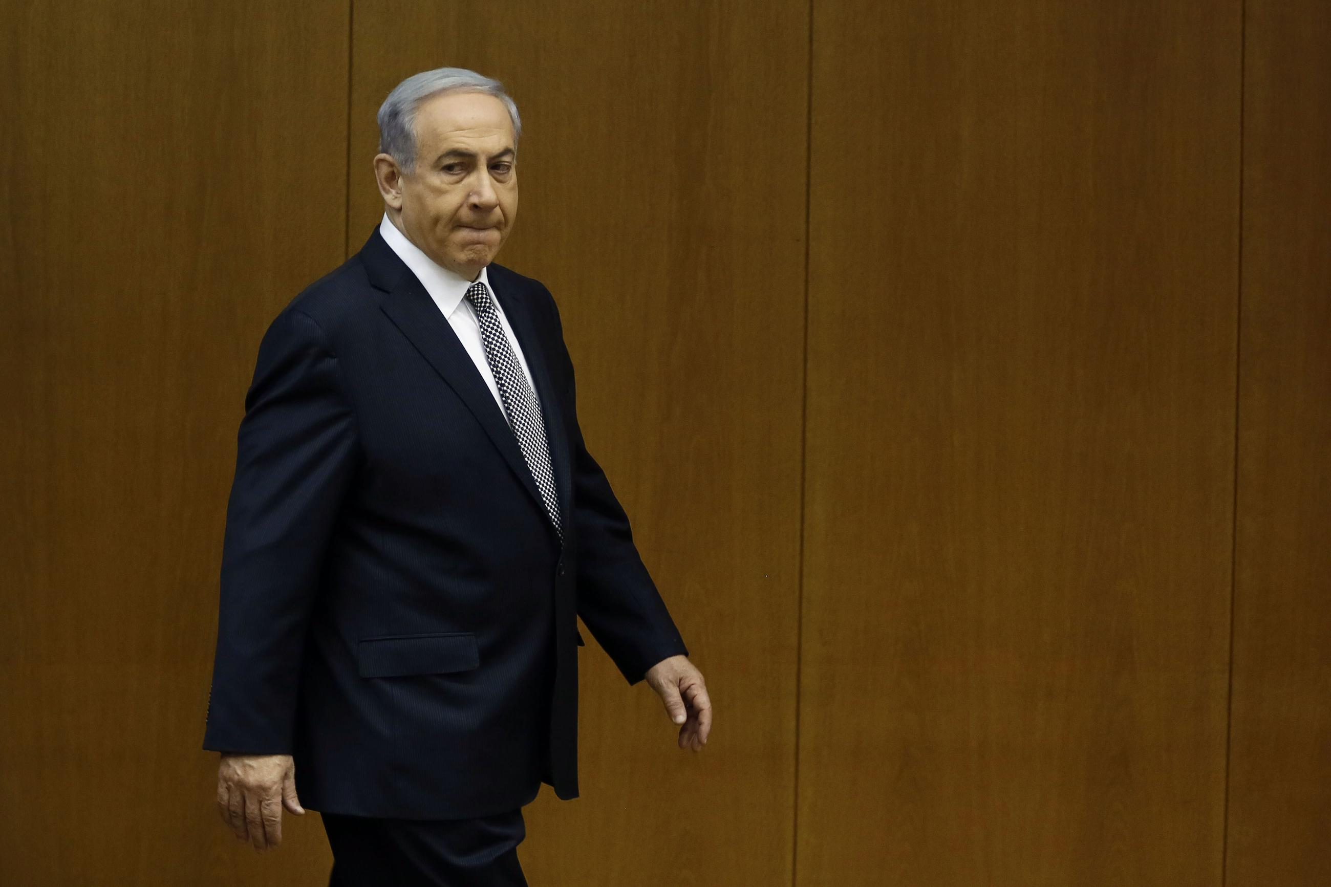 Why Benjamin Netanyahu Should Be Very, Very Worried