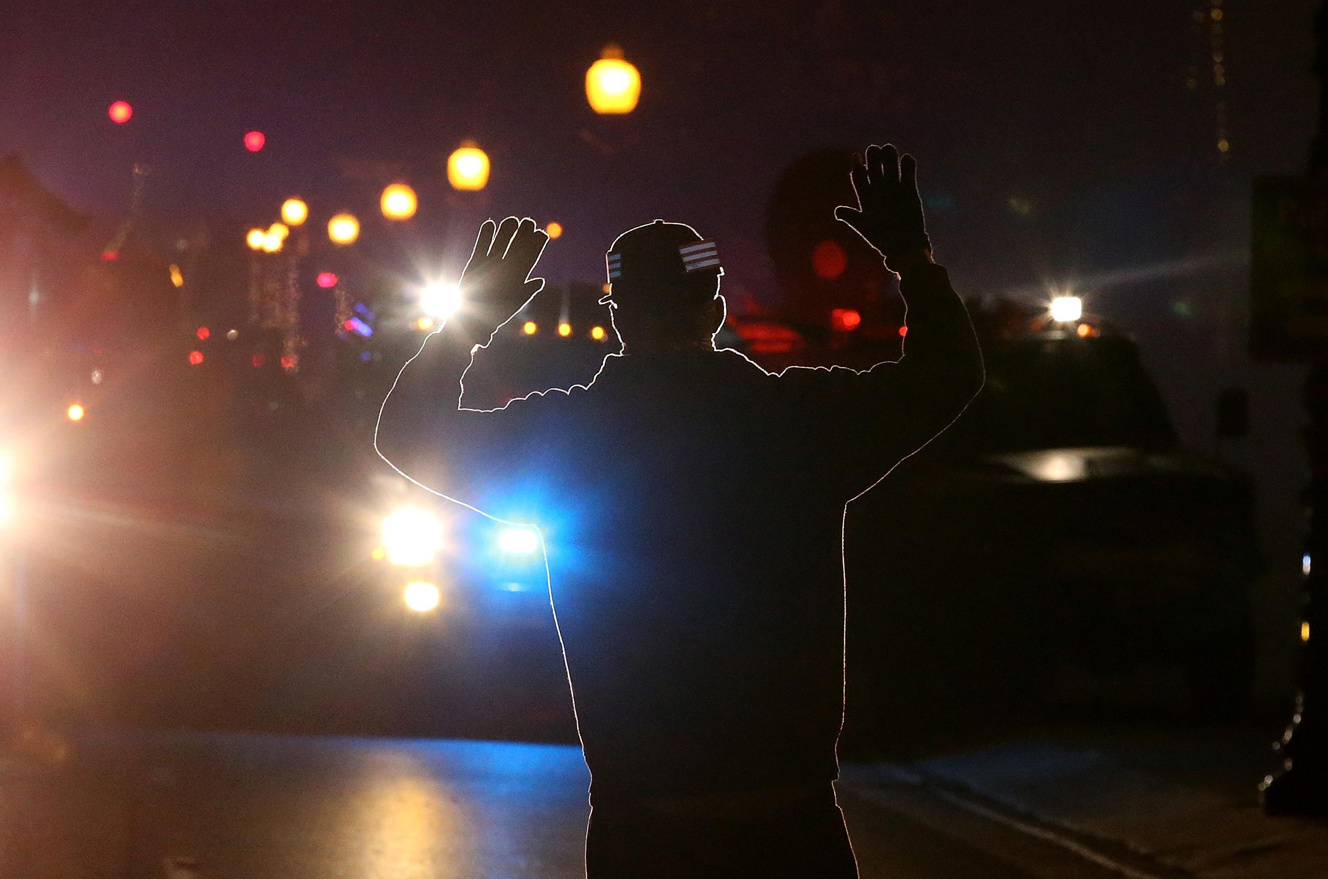 Obama Speaks on the Ferguson Decision