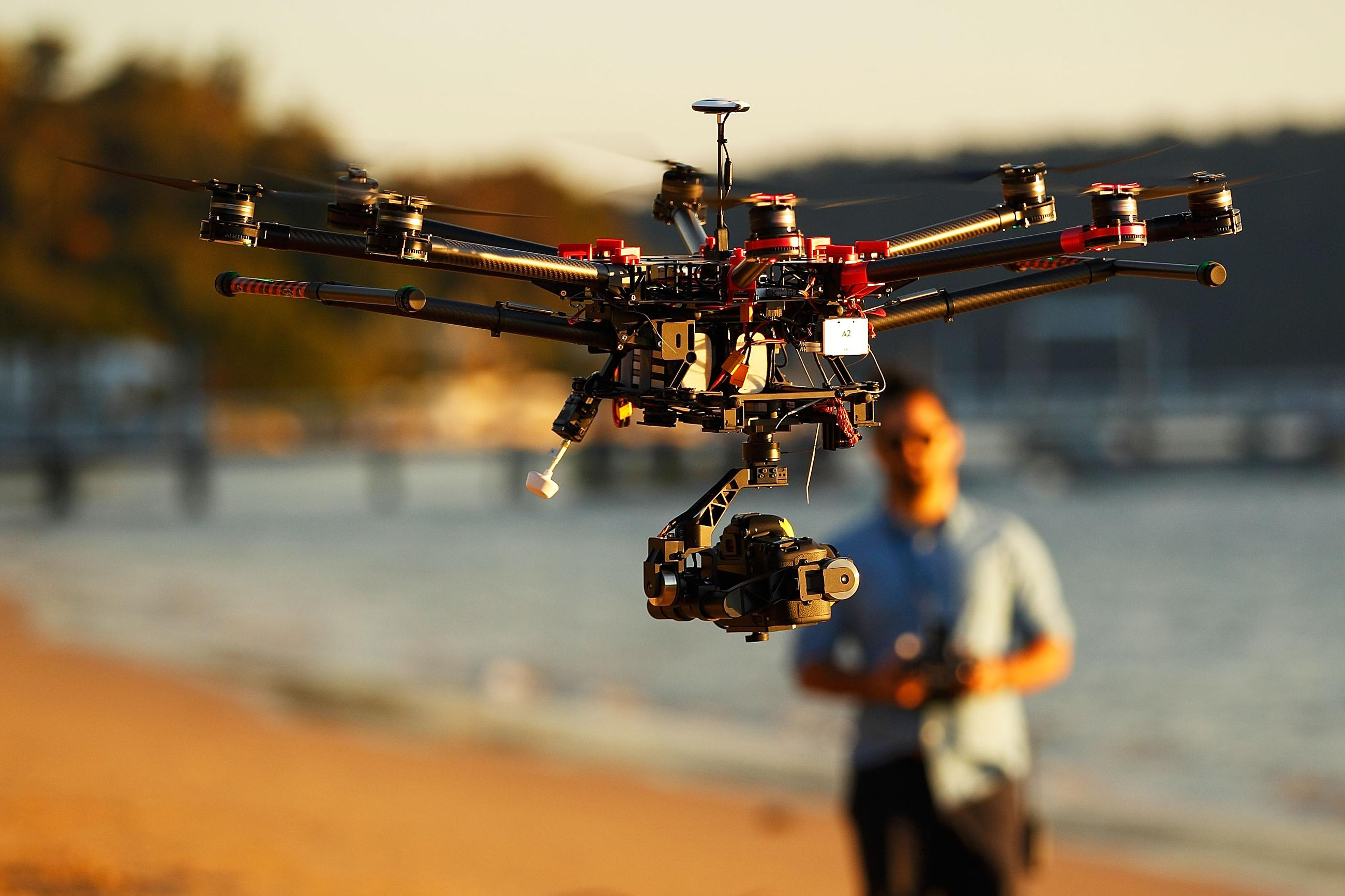 Few Privacy Limitations Exist on How Police Use Drones