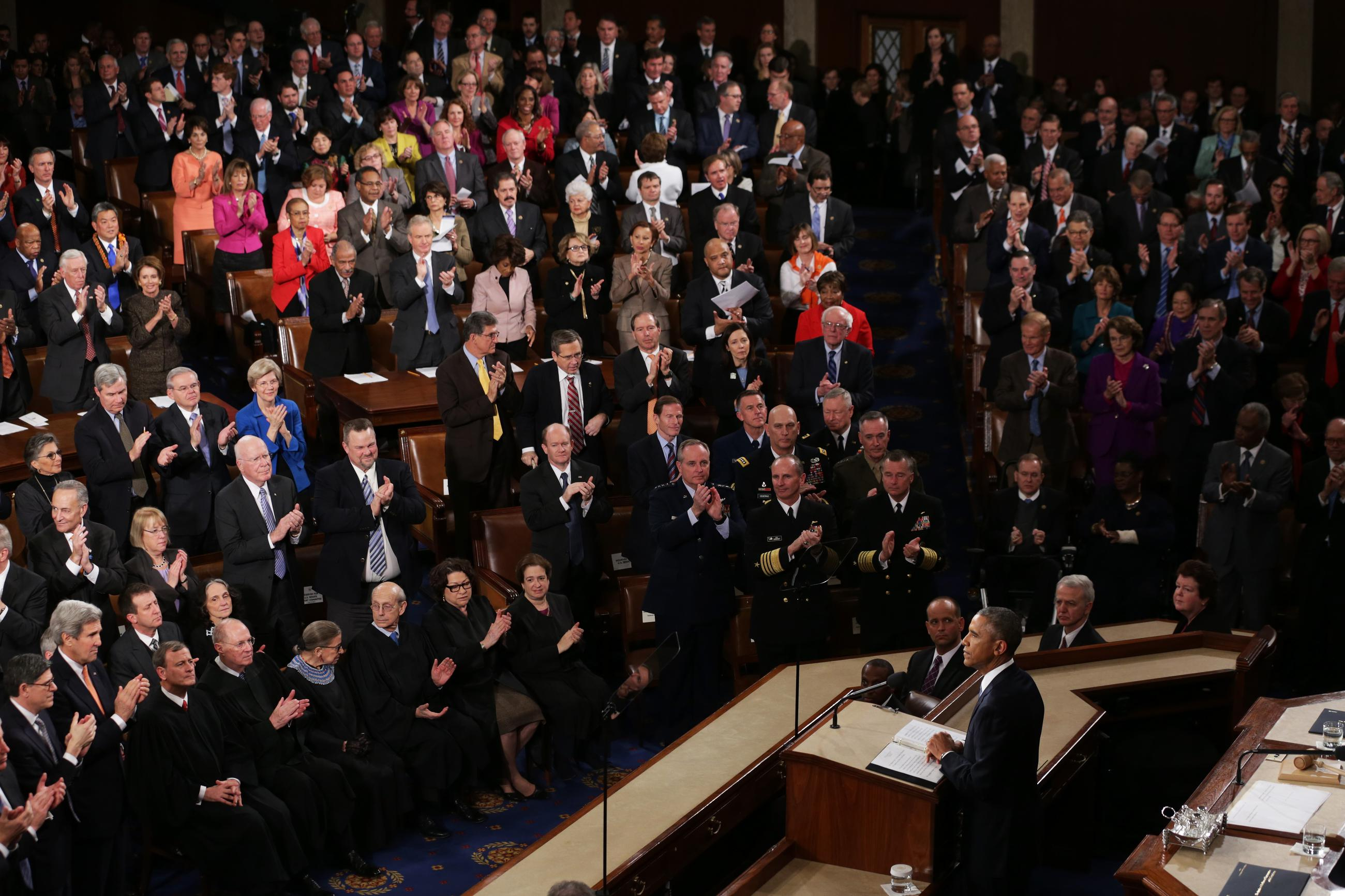 State of the Union 2015 Fact Check