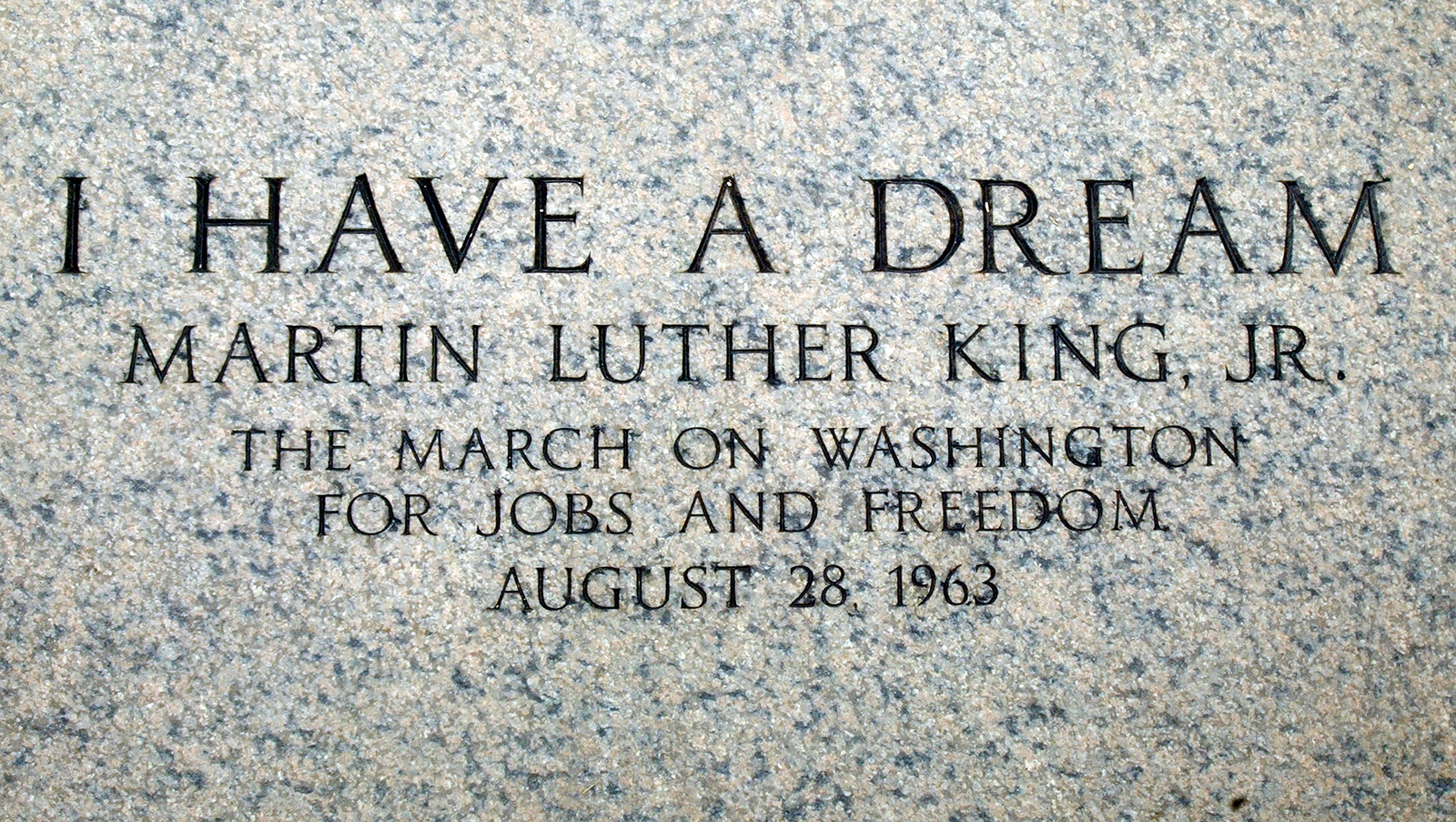 "mlk i have a dream speech thesis statement Martin luther king jr's i have a dream speech by: thesis statement due to his famous speech the day his famous ""i have a dream"" speech was delivered."