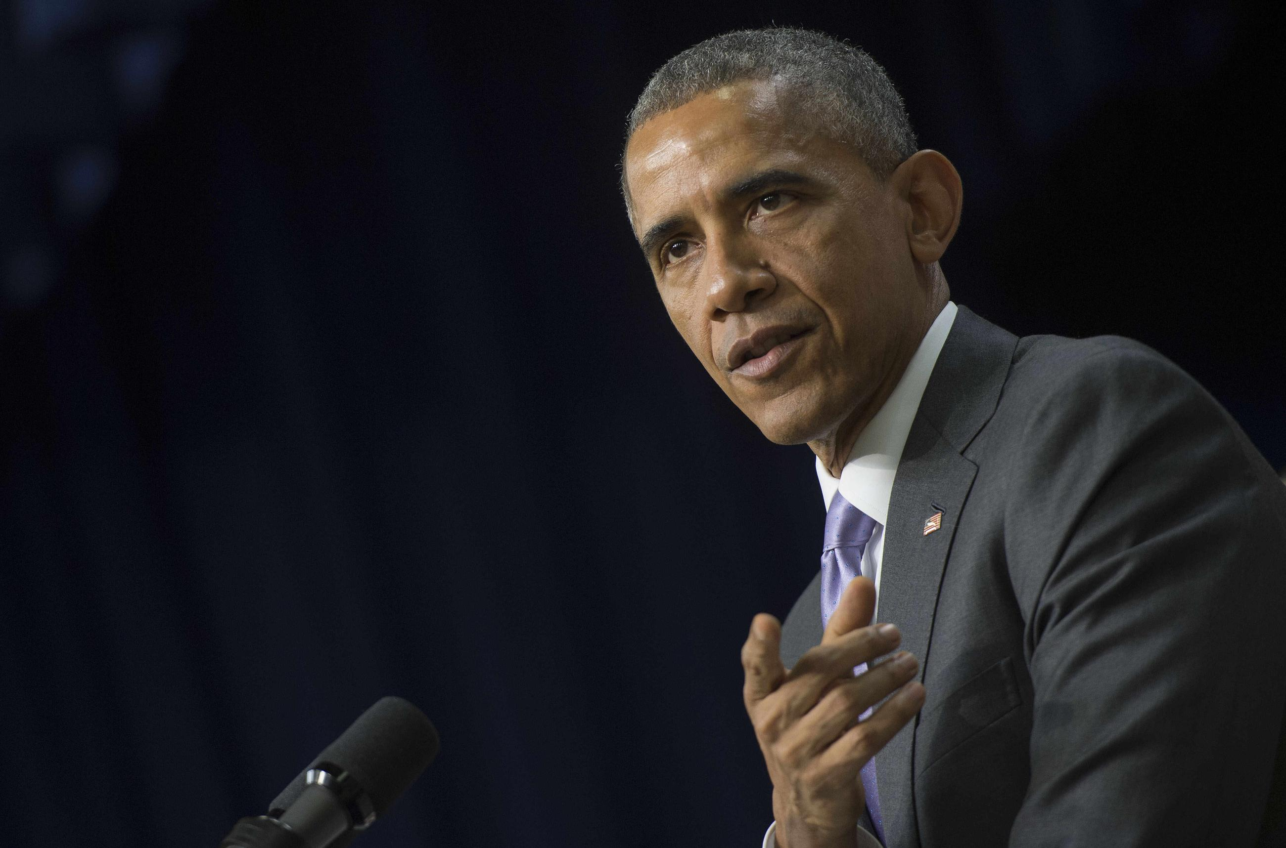 Obama: 'No Religion Is Responsible for Terrorism'