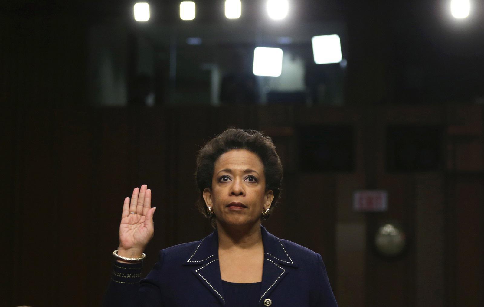Outlook: Senators See Progress on Trafficking Bill, Lynch Nomination