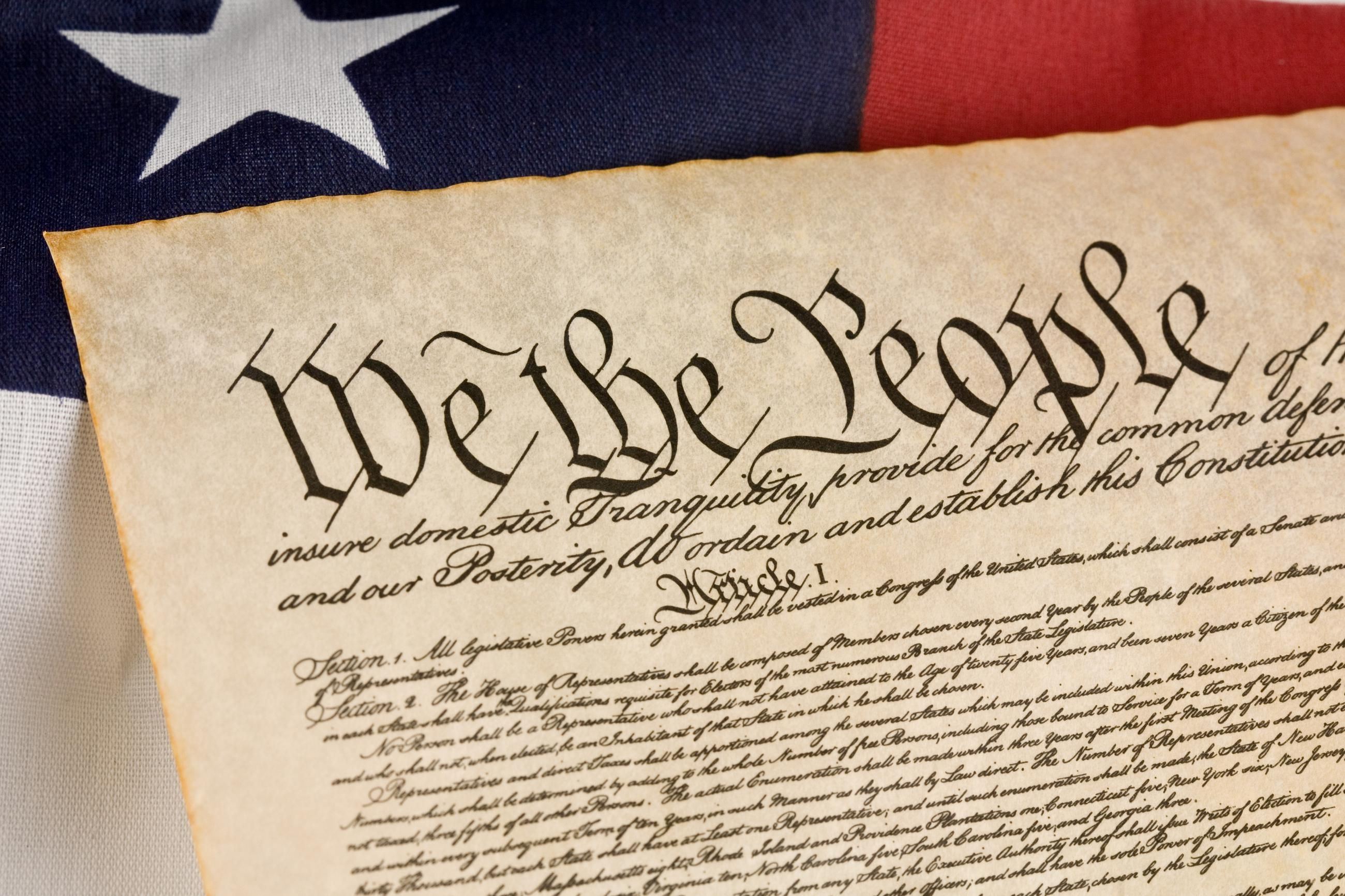 All The Ways 2016 Contenders Want to Change the Constitution