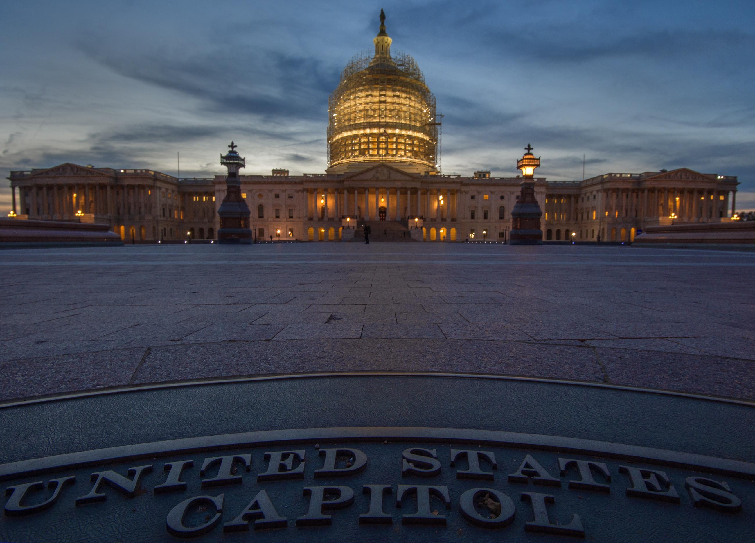 Americans Give Up On Washington
