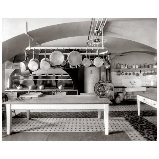 Photos Inside The White House Kitchen