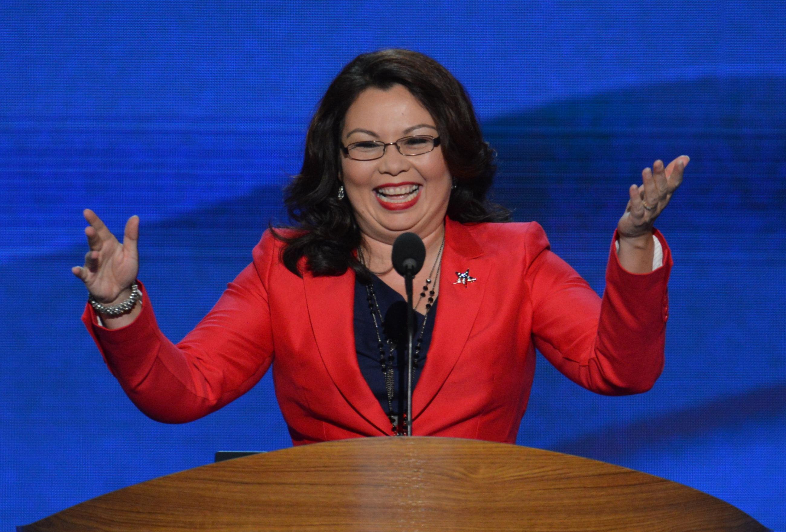 Rep. Tammy Duckworth Is Running for the Senate