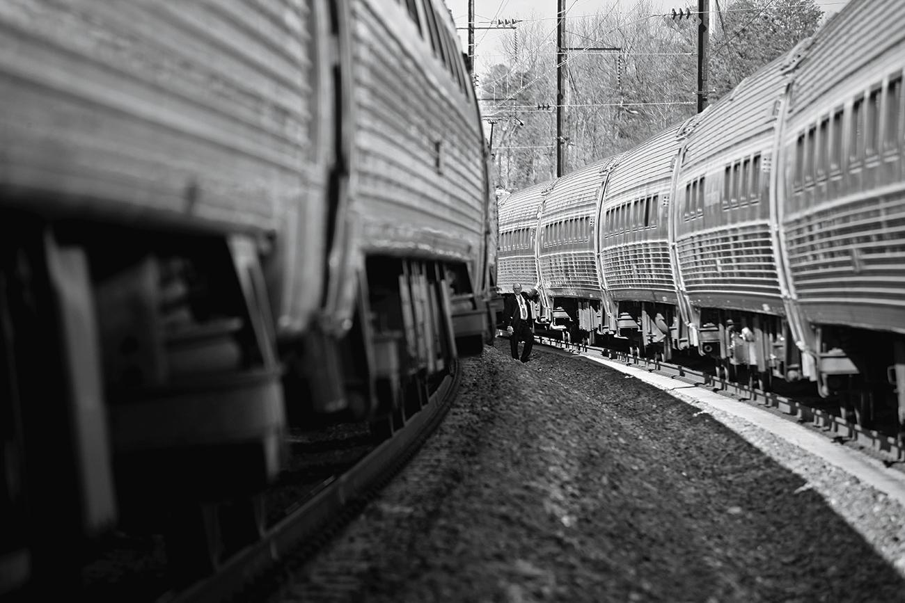 How Washington Derailed Amtrak