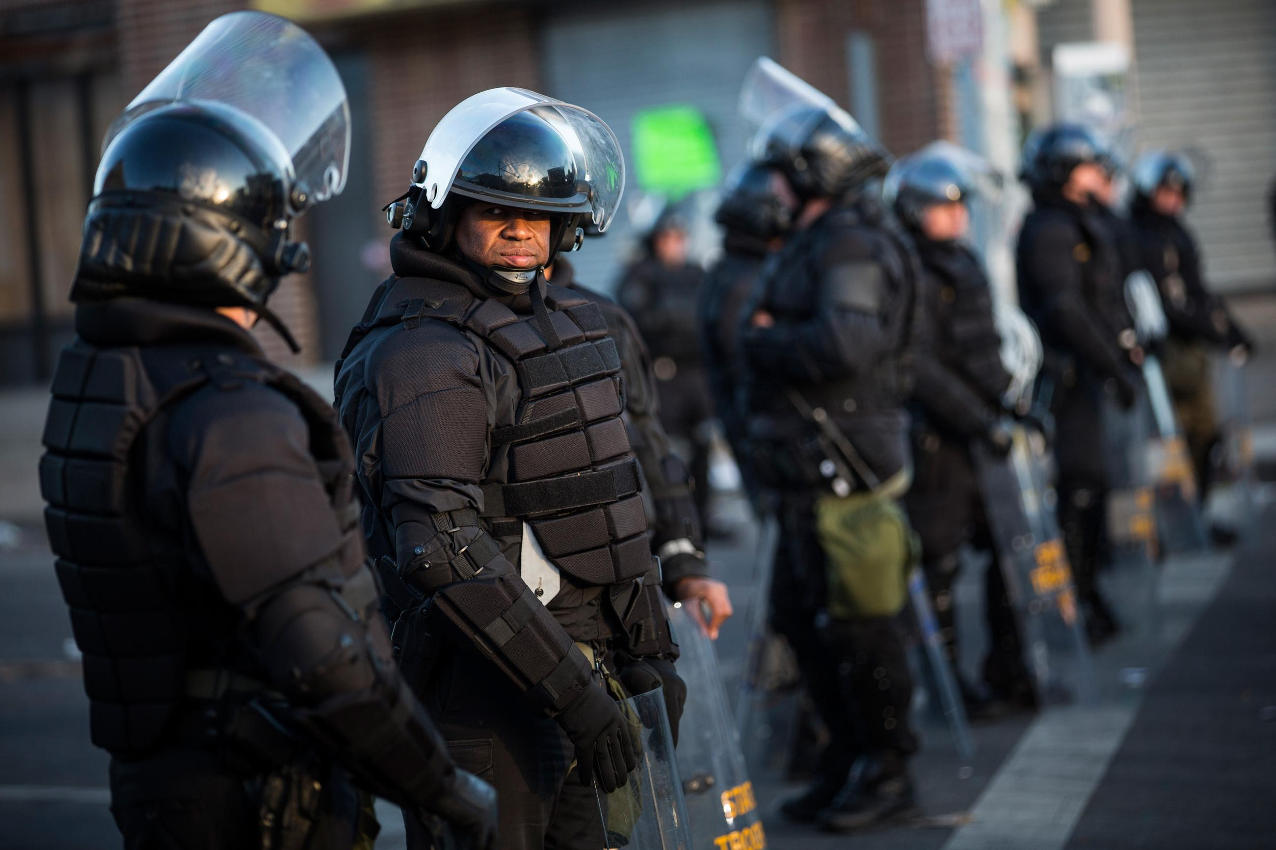 Obama on Baltimore: Violent Rioters 'Need to Be Treated as Criminals'