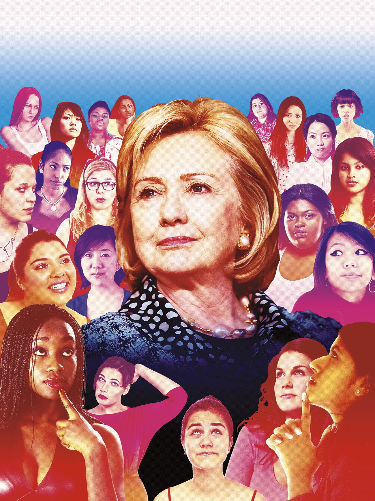 What Young Feminists Think of Hillary Clinton