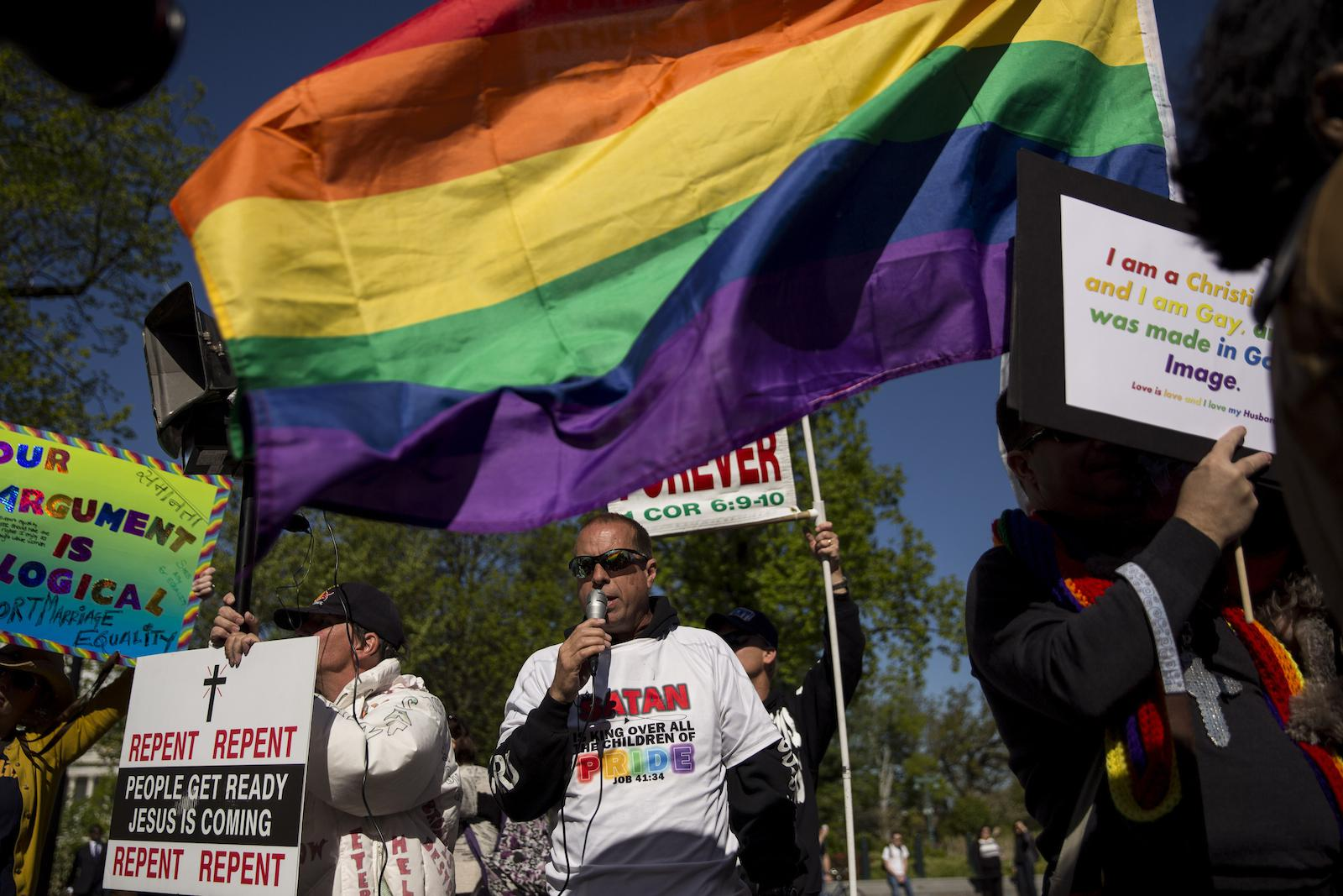 Why Four Justices Were Against the Supreme Court's Huge Gay-Marriage Decision