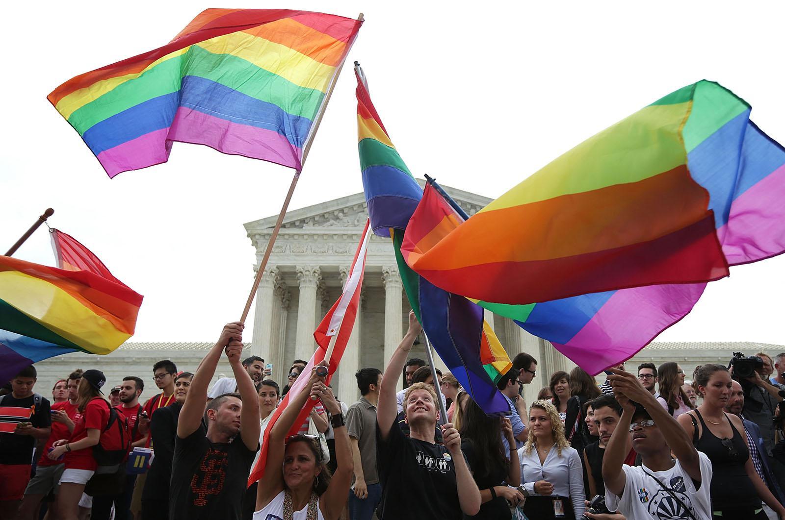 How Same-Sex Marriage Advocates Won America