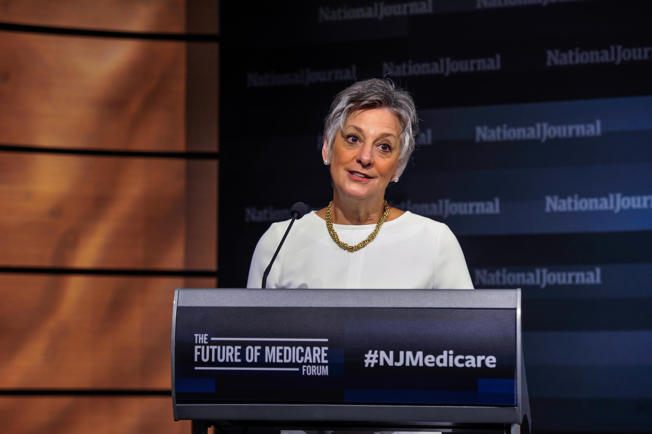 Image result for Allyson Schwartz, president of Better Medicare Alliance,