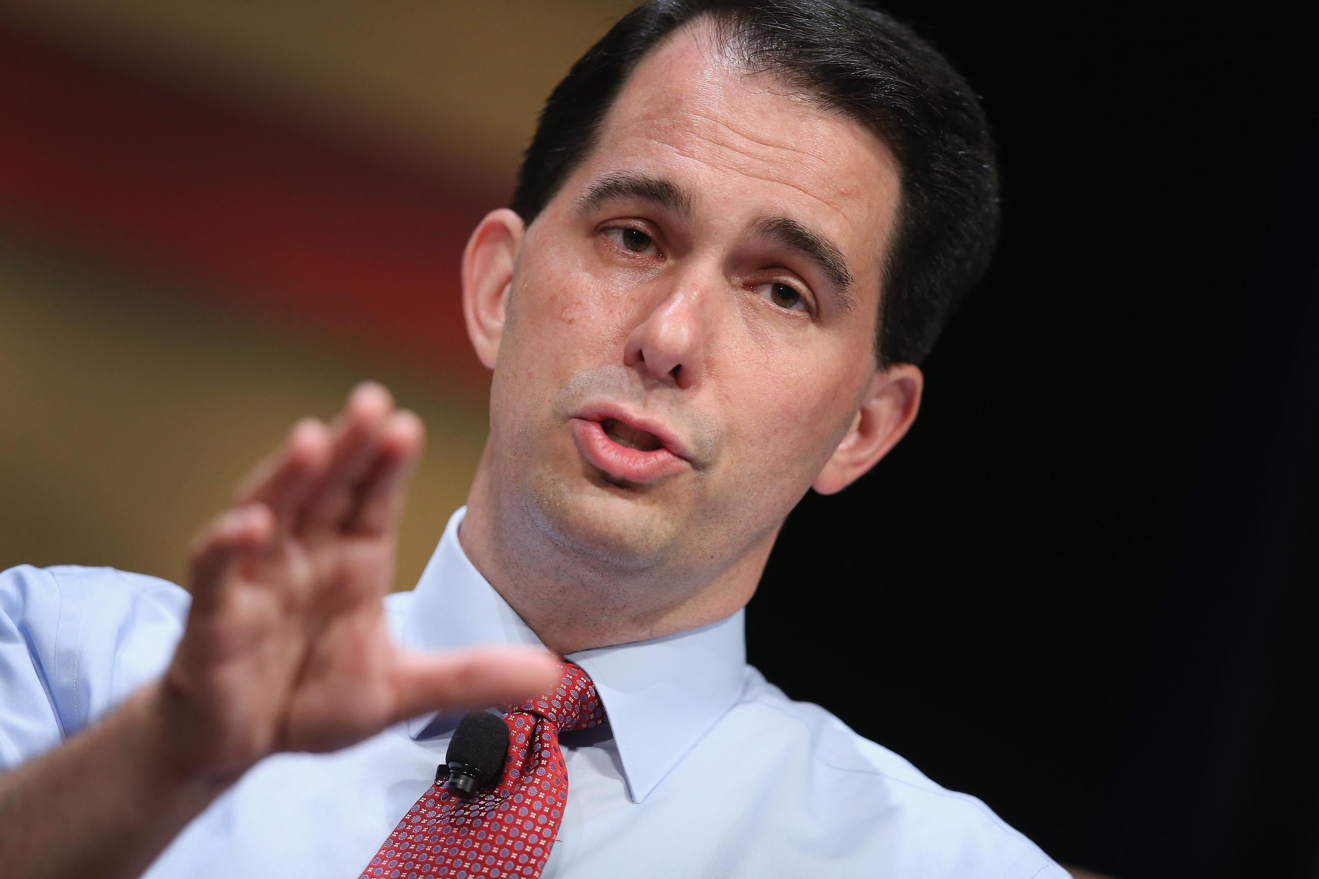 Walker's Medicaid Plan Puts a New Twist on Republican Reform