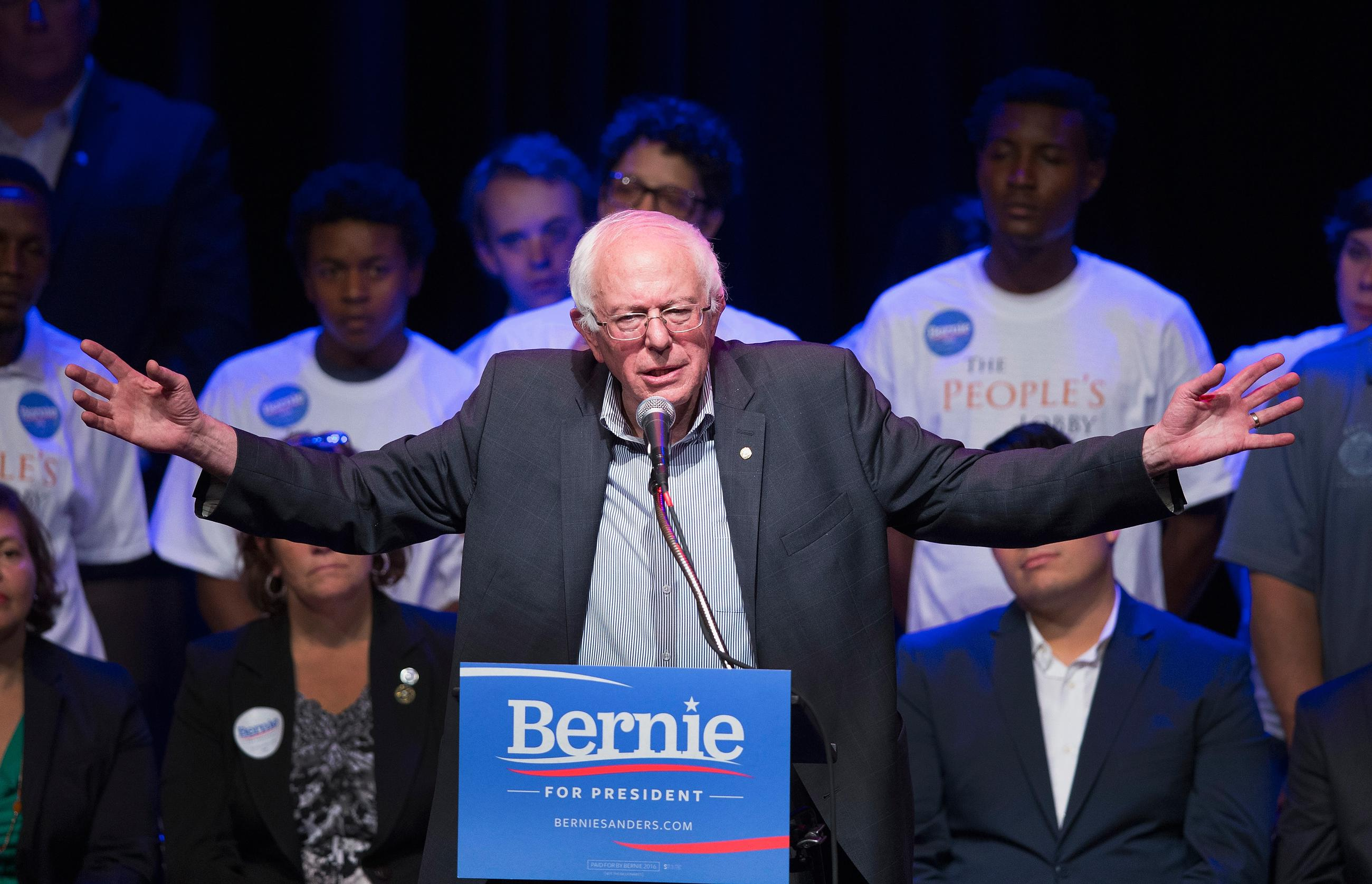 Outsider Candidates Rising in Bernie Sanders's Vermont Wake