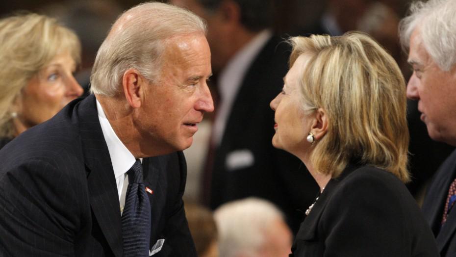 Joe Biden's Phantom Candidacy Looms Over DNC Meeting