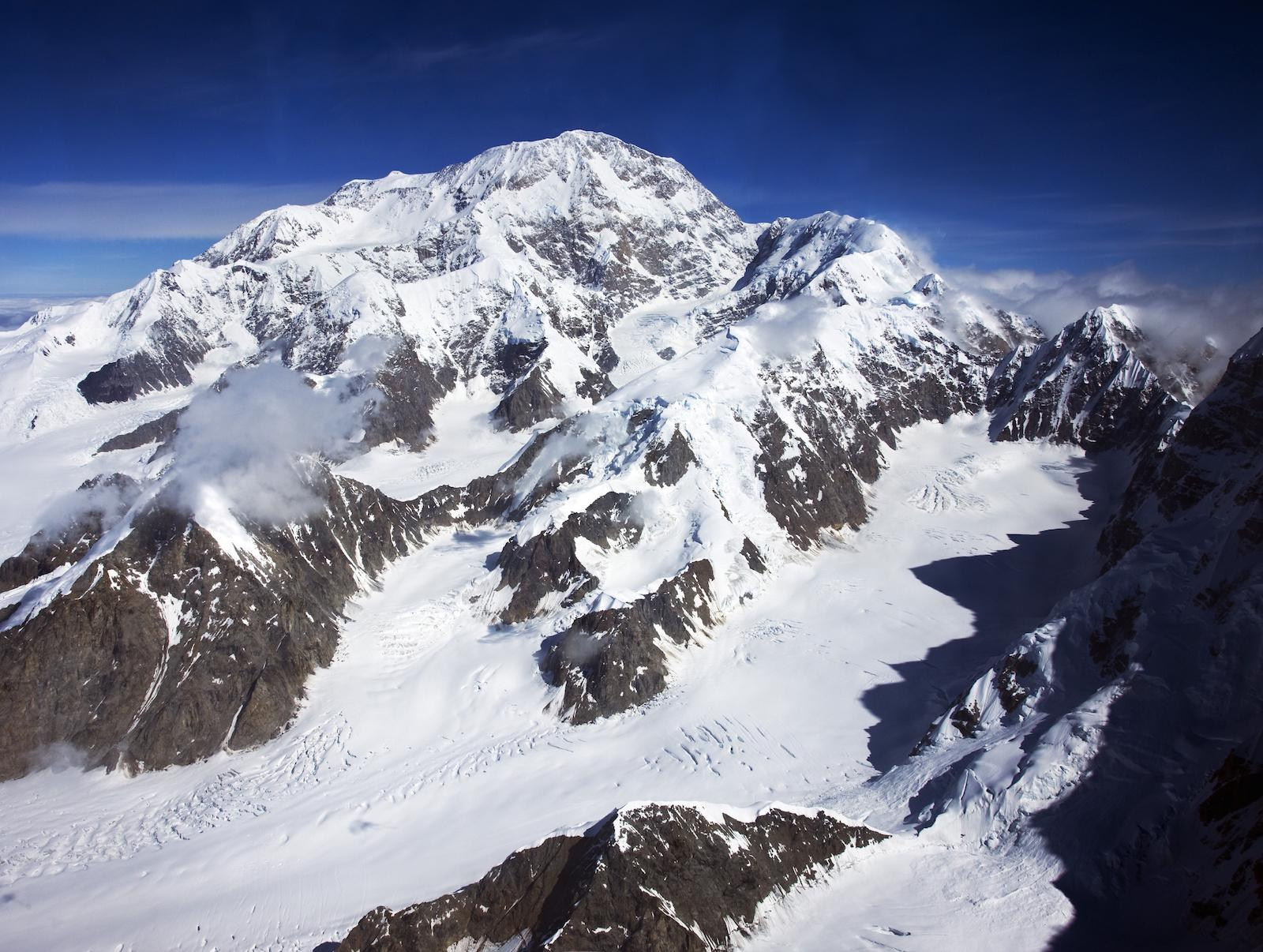 Obama Renamed Mount McKinley. Ohio Isn't Happy.