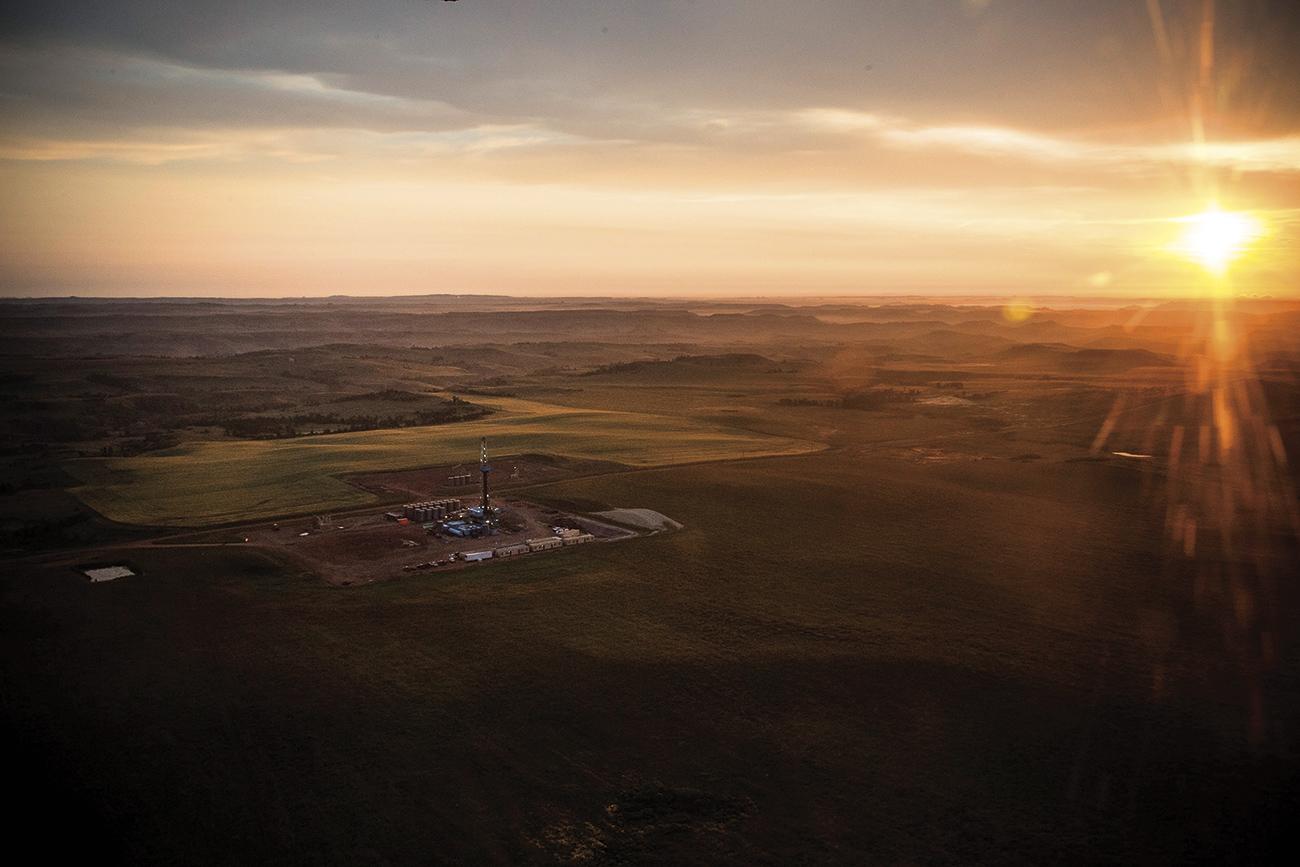 Im writing a paper on the North Dakota Oil boom, help?