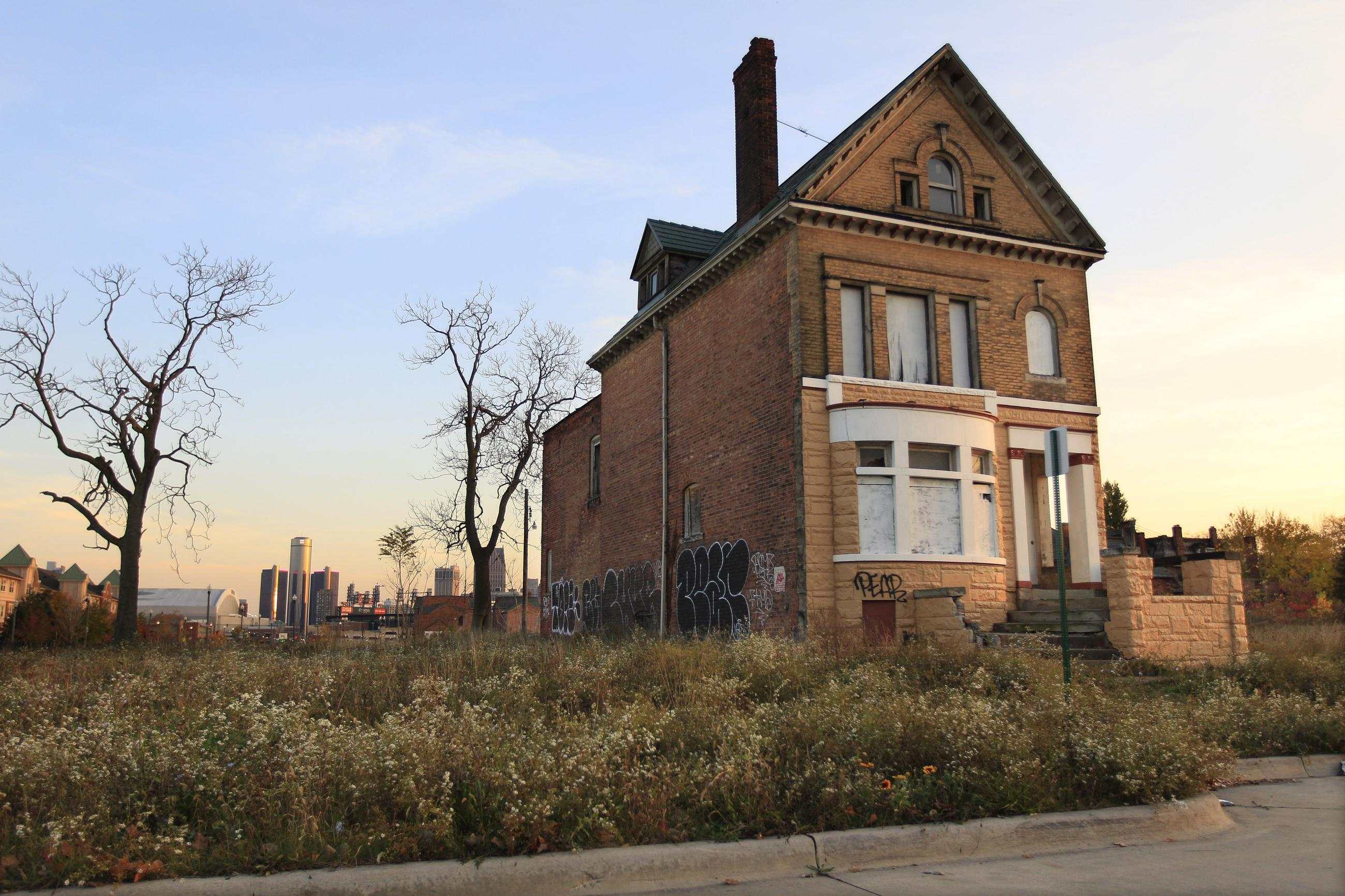 My Hometown: What Detroit's Demise Says About America