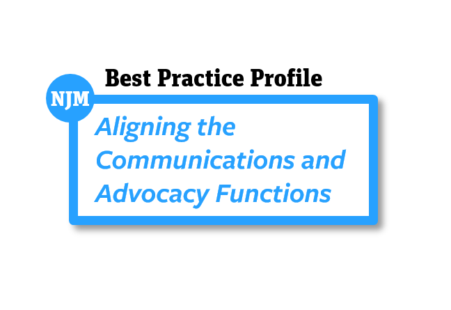 Aligning the Communications and Advocacy Functions