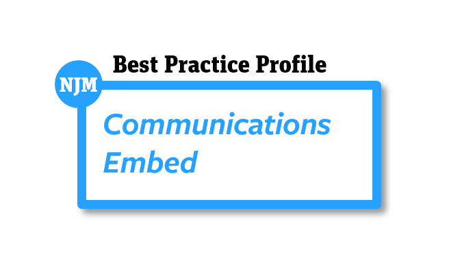 Communications Embed