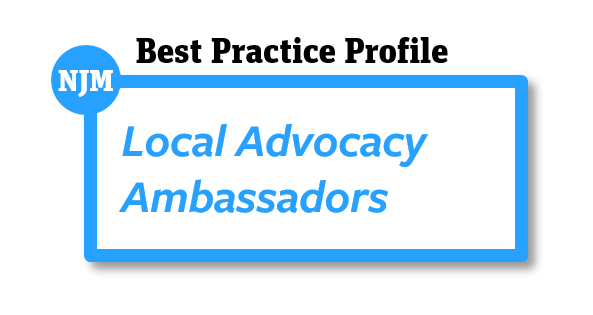 Local Advocacy Ambassadors