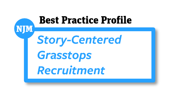 Story-Centered Grasstops Recruitment