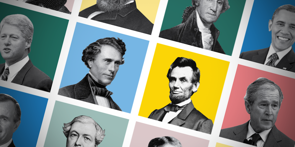 Who Are the Most Forgettable U.S. Presidents?