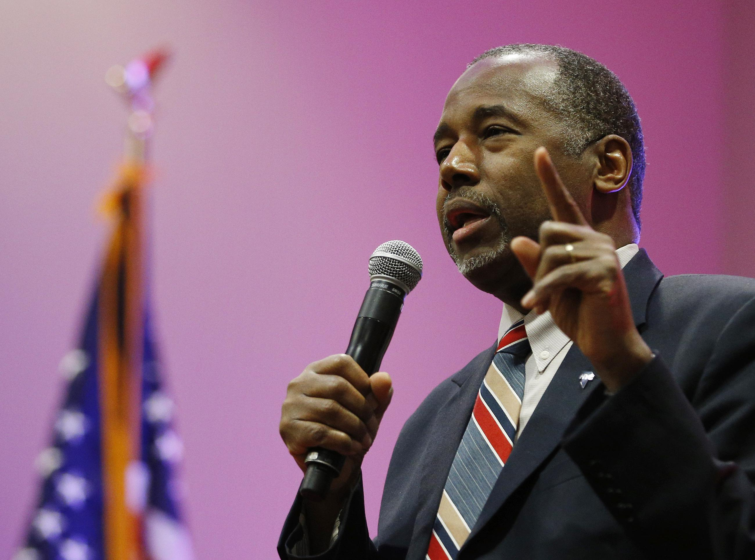 9 Times Ben Carson Didn't Care About Political Correctness