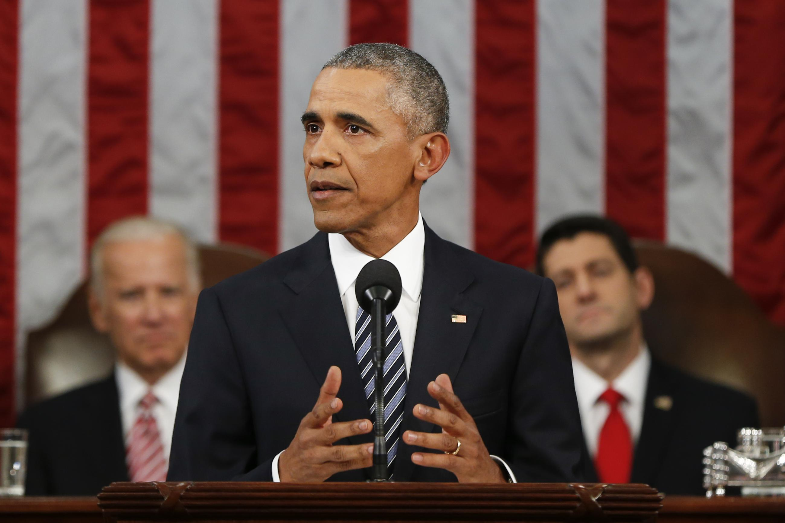 Obama's Capitol Hill Wish List: A Few Possibilities Peek Through in SOTU