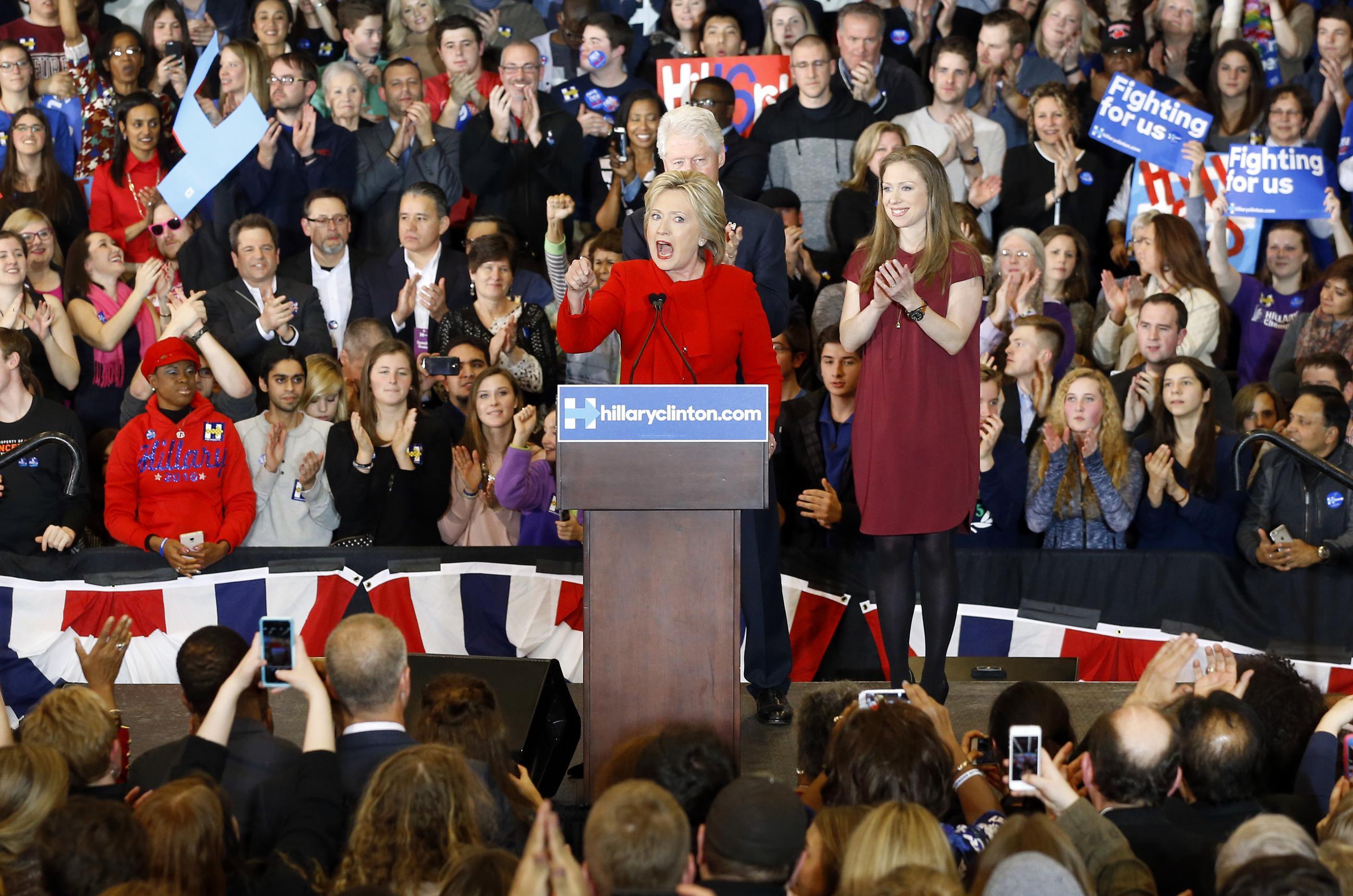 Up Next: New Hampshire and FBI Primaries