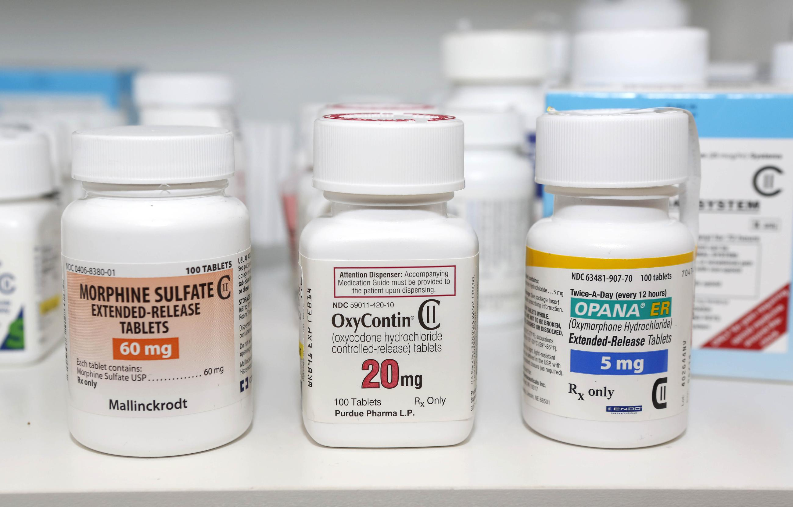 Medical Lobby Jumps Into Debate Over Fighting Opioid Abuse