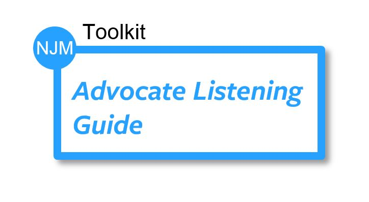 Advocate Listening Guide