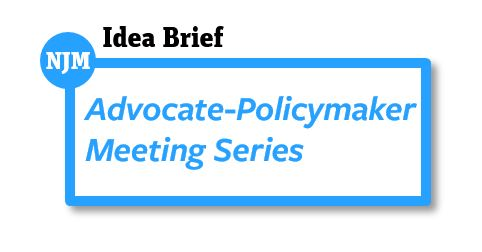 Advocate-Policymaker Meeting Series