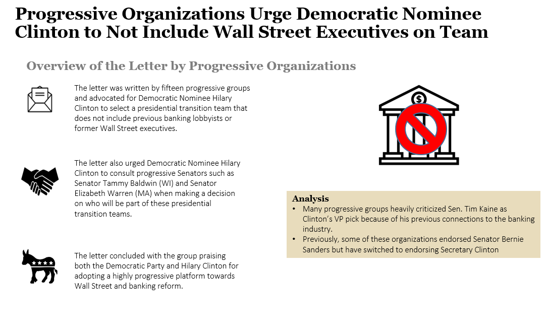 how to write a progressive letter