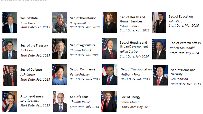 news trump makes cabinet picks