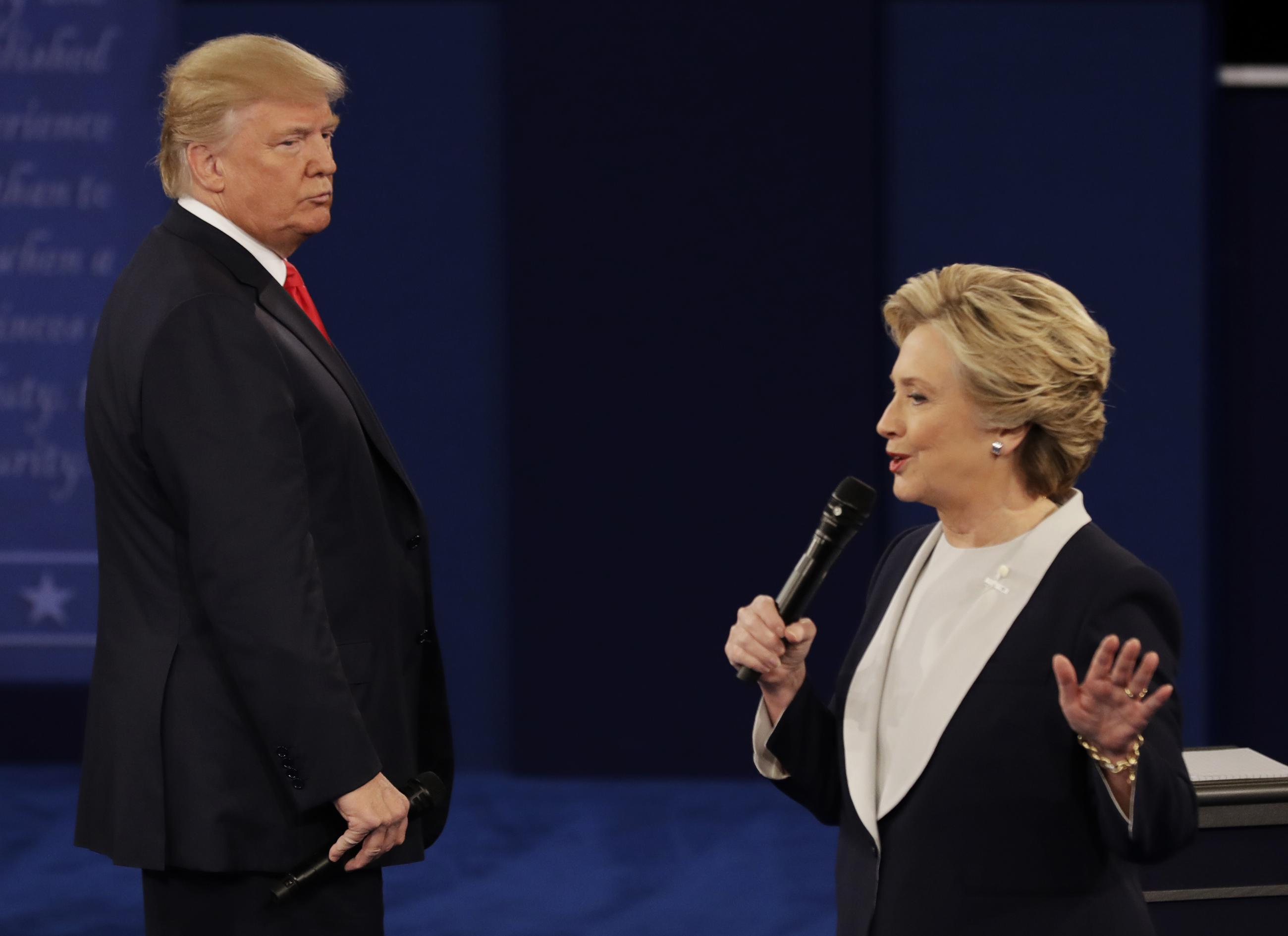 an analysis of the topic of the clinton during the previous millenium Former presidential hopeful ben carson criticized hillary clinton's admiration of writer saul alinsky and warned against the progression of a secular agenda during a speech at the republican.