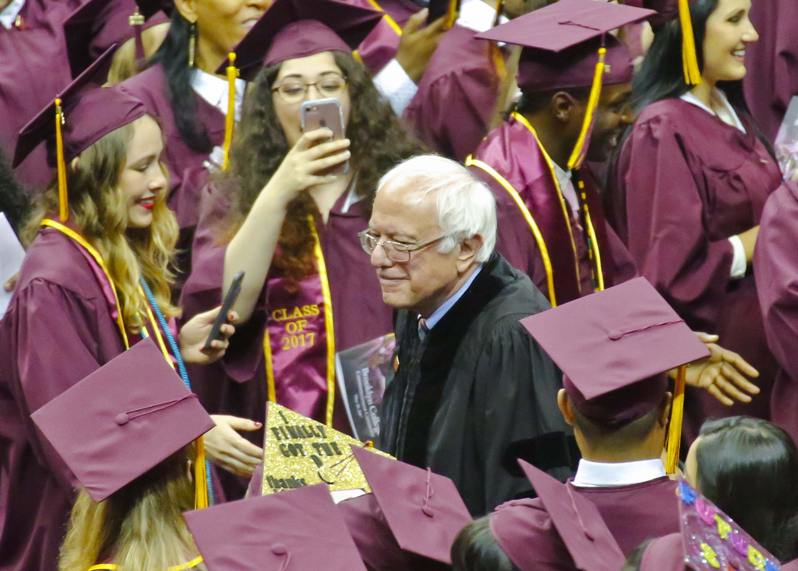 Bernie Sanders's Education Platform Finds New Life in the States