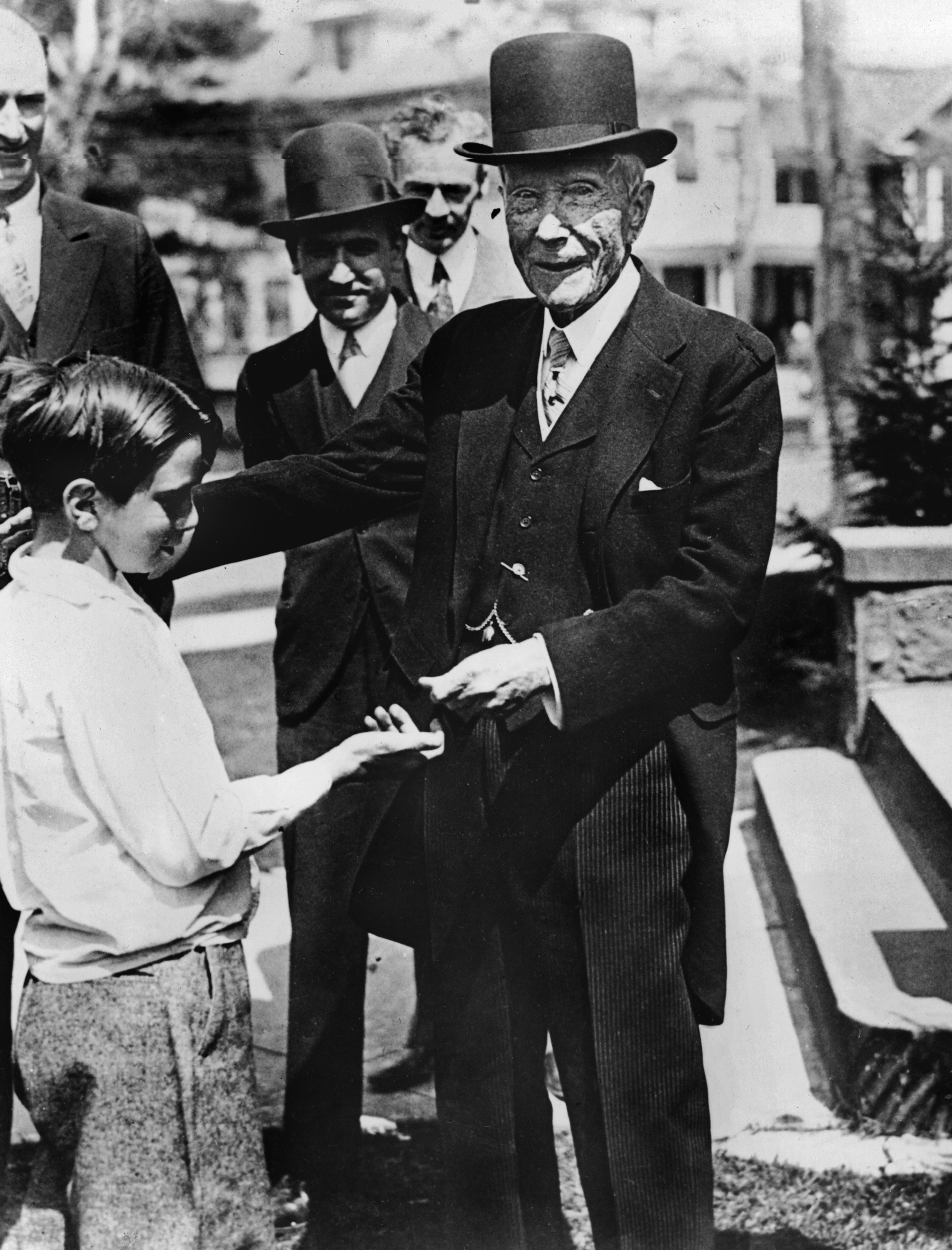 a biography of john d rockefeller John d rockefeller, jr was a famous american businessman known for his philanthropic works read more about the life of this influential businessman in the following article.