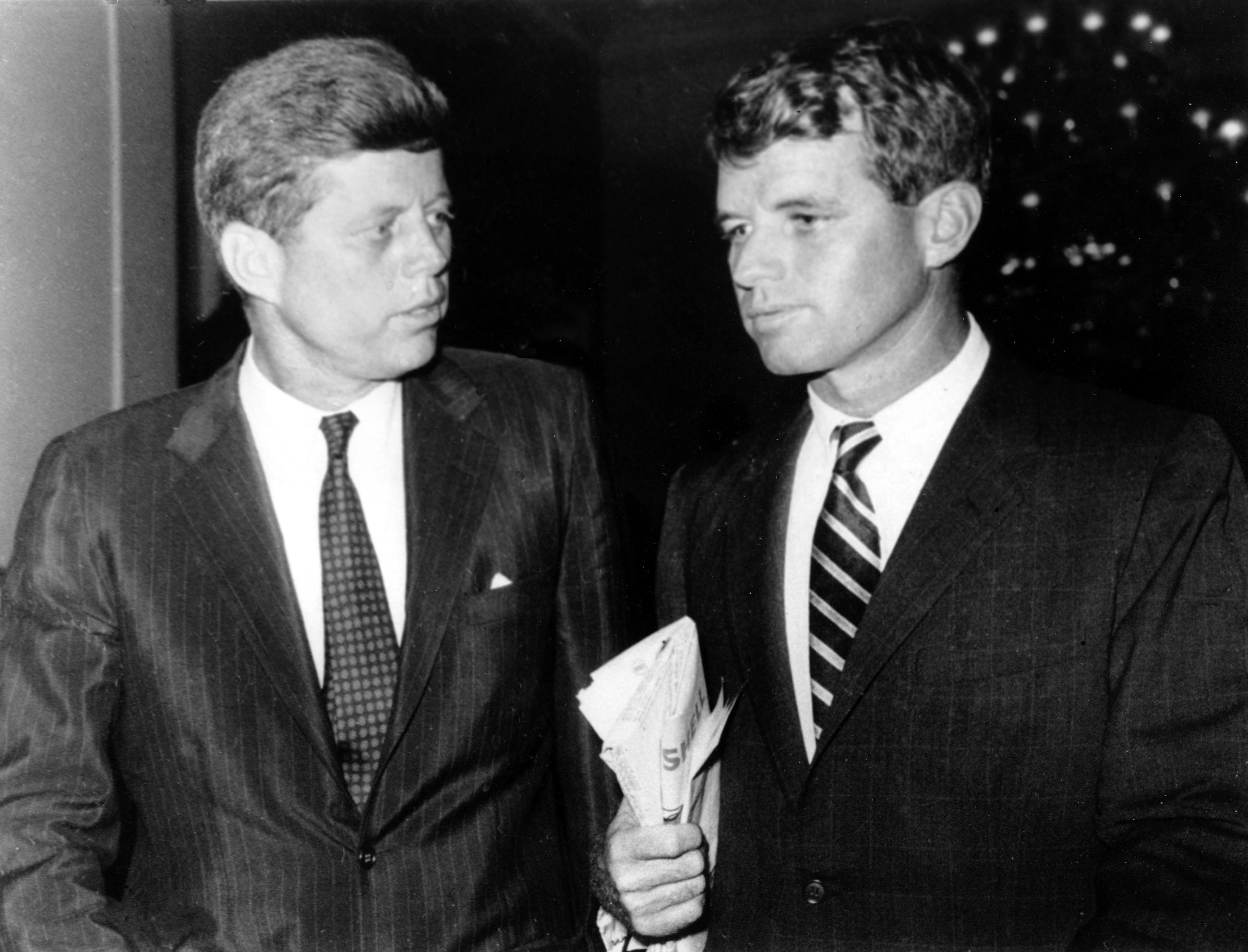 the childhood education and career of robert francis kennedy Nearly 50 years after robert f kennedy's has ever been so likely to be president as robert francis kennedy he wrecked her career.