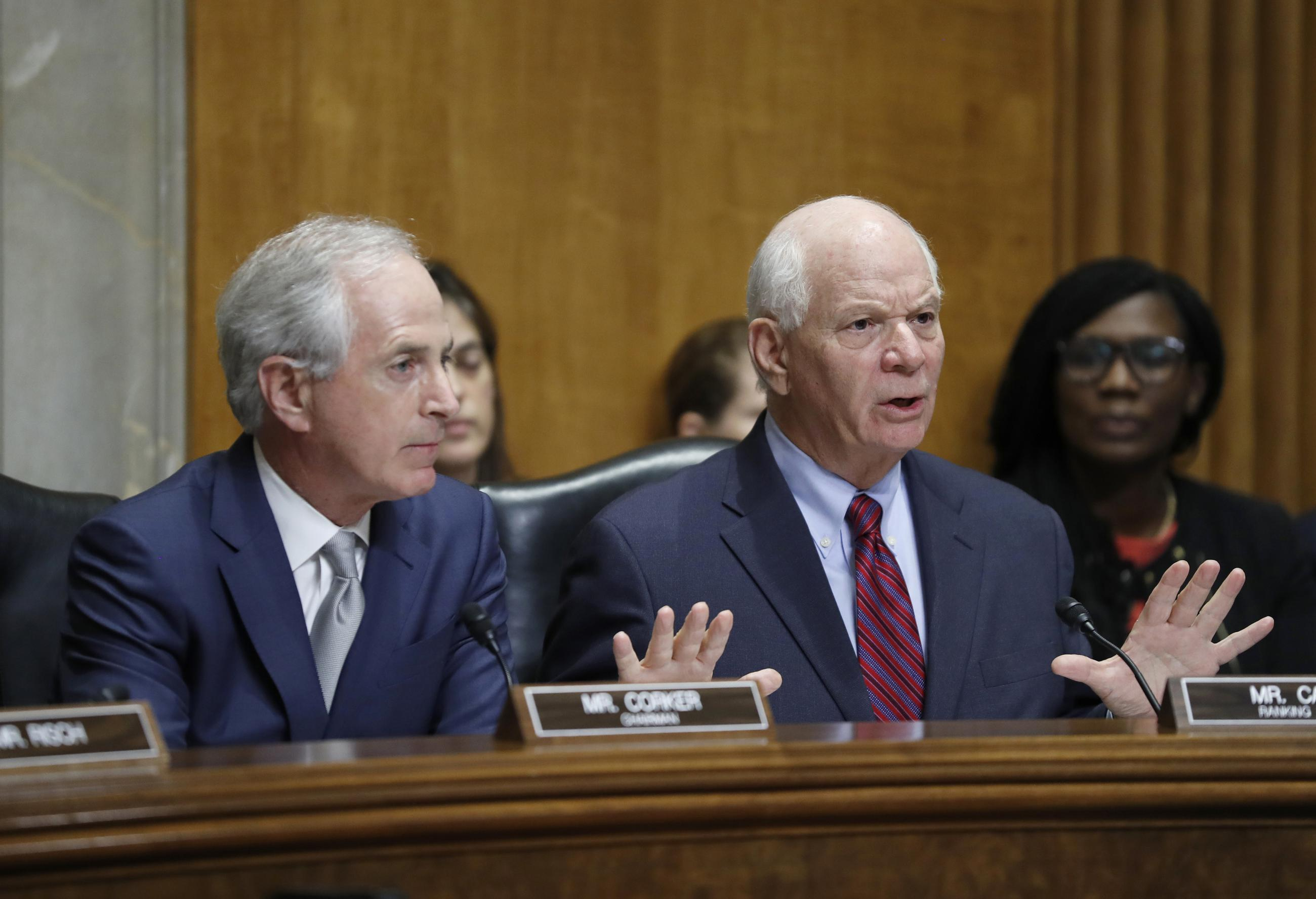 Congress Waits For White House On Iran Deal