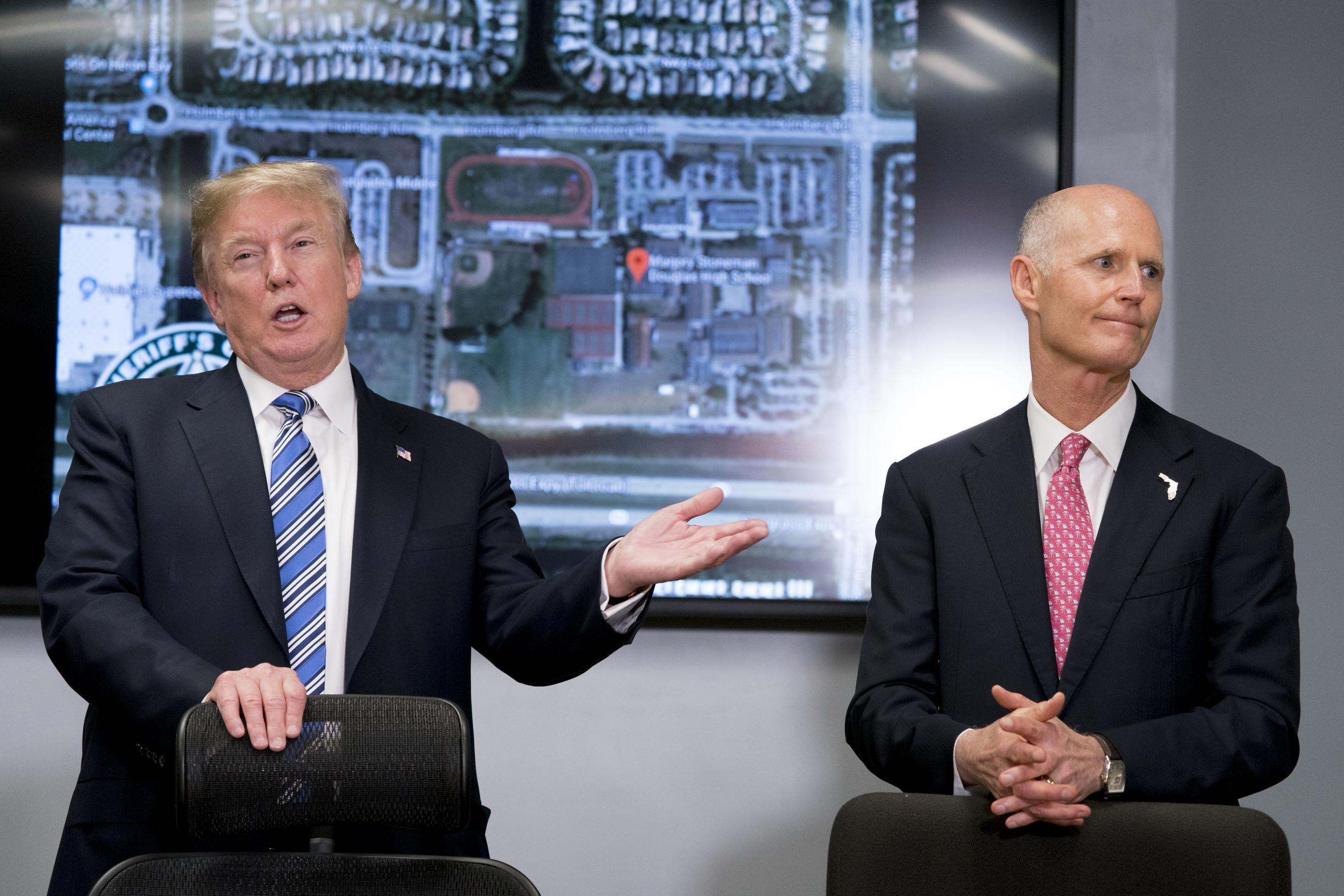 What Sets the Florida Senate Race Apart