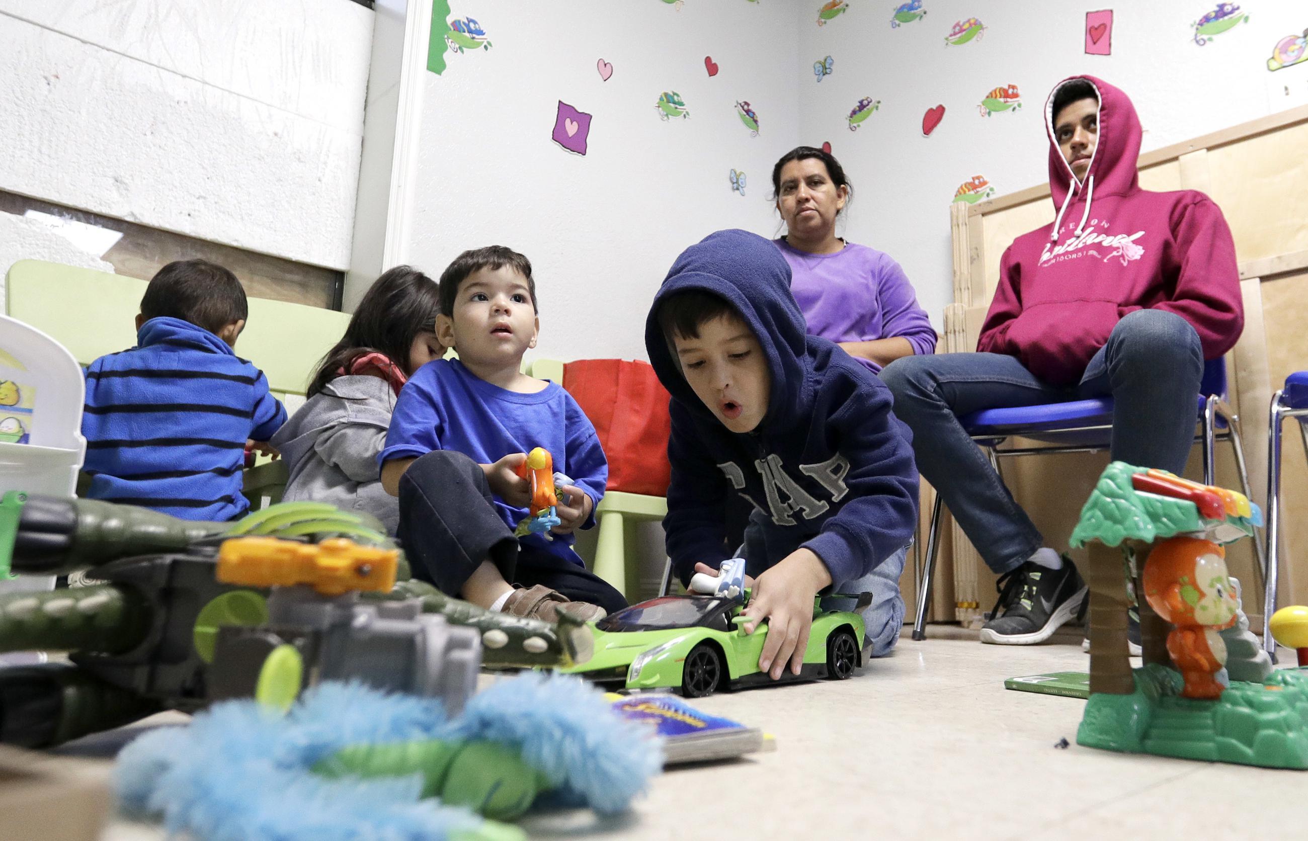 Gop Leaders Eye Standalone Bill On Family Separation