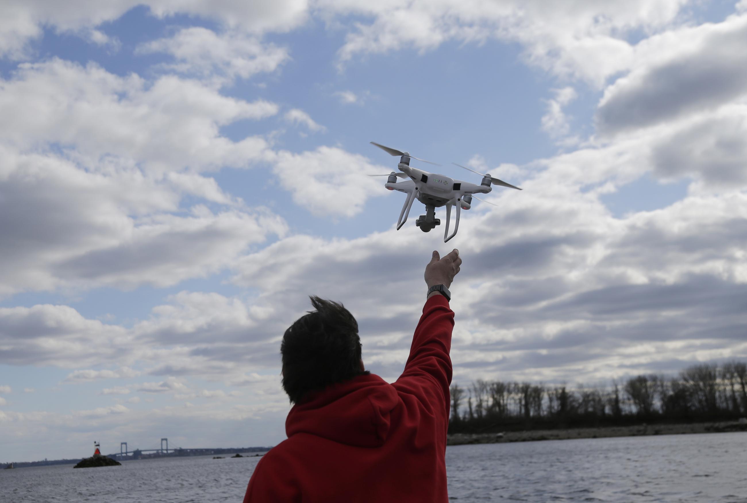 drone parrot promo