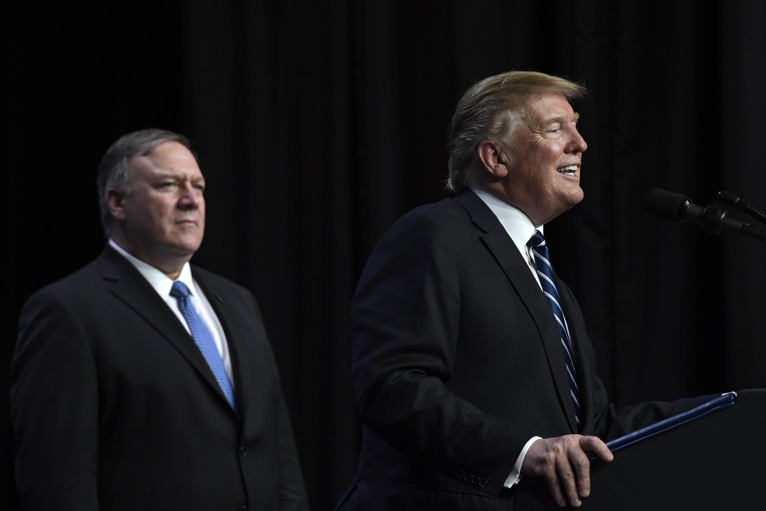 Key Ambassador Posts Remain Vacant Under Trump