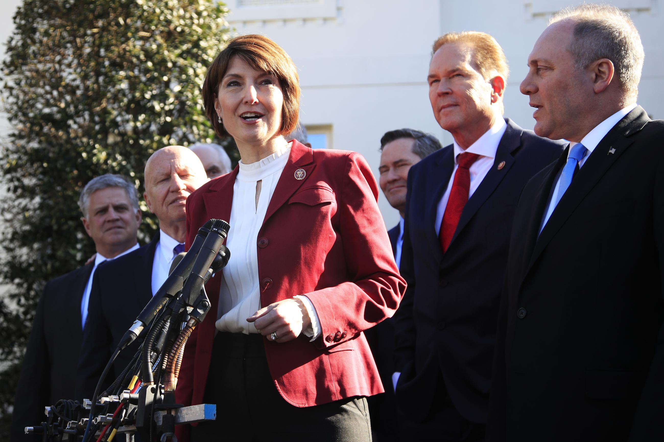 GOP Splits Over Tech Bias, Boosting Effort to Reform Big Tech's Legal Shield