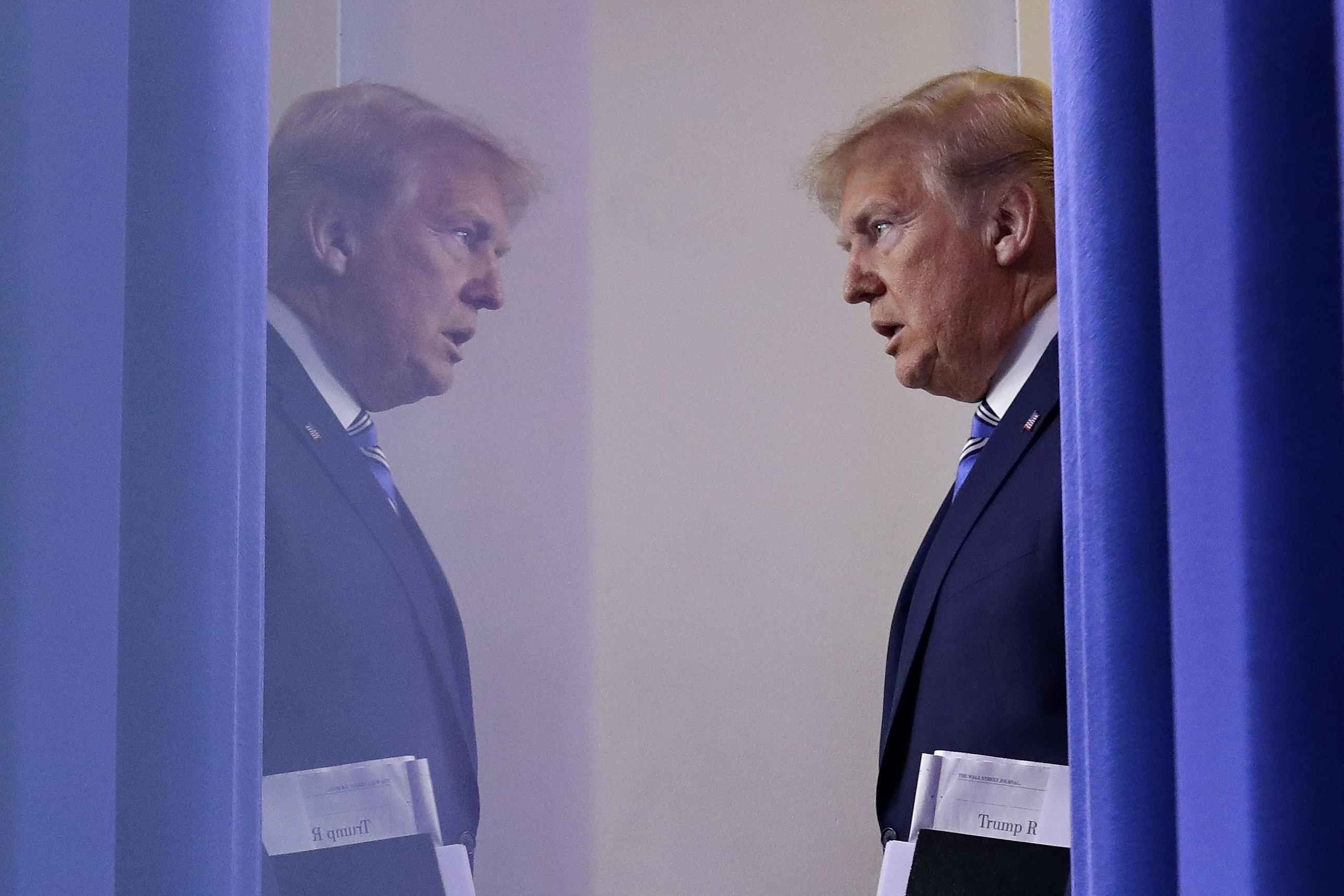 Trump Virus - cover