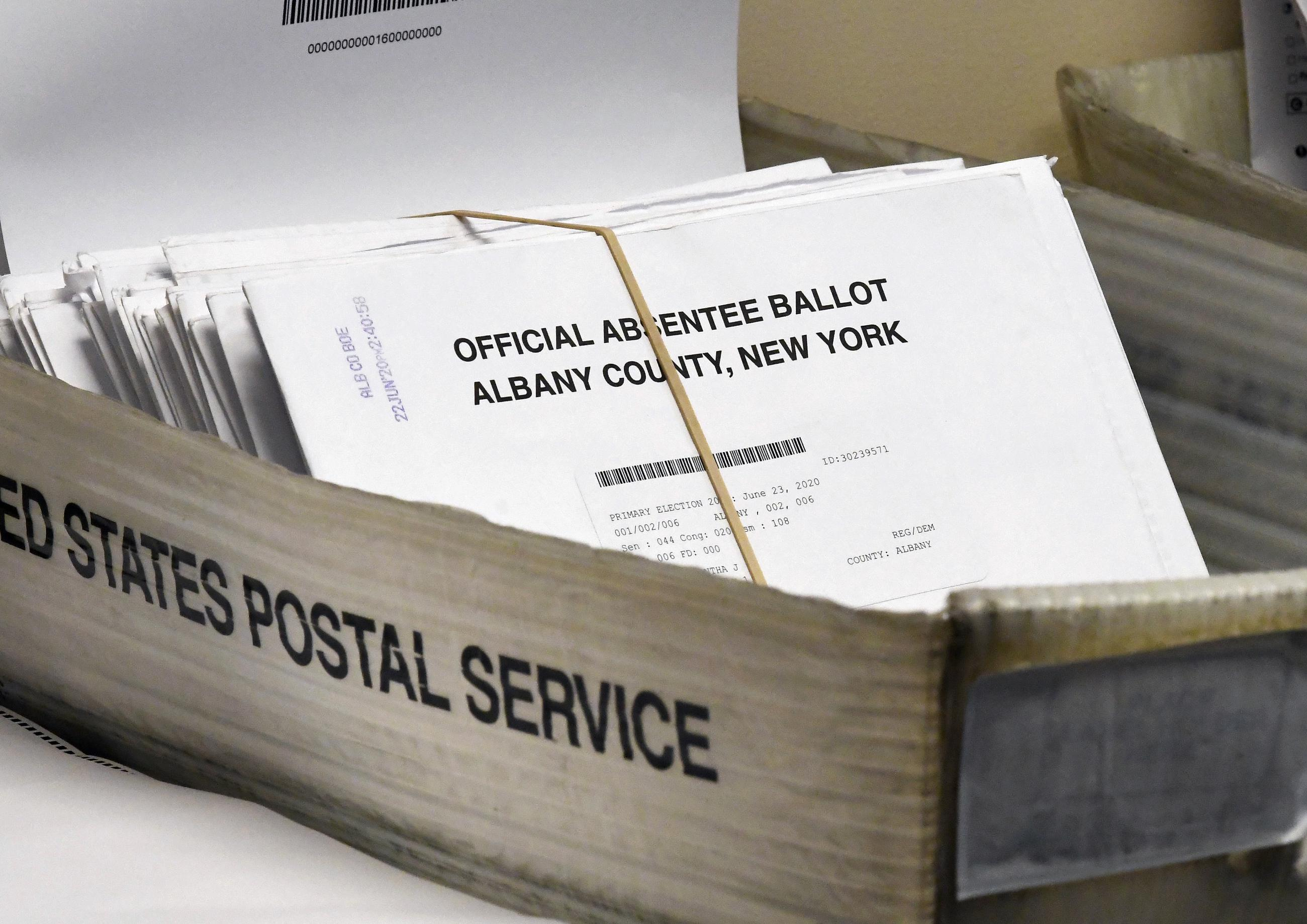 COVID-positive voters in six states could face Election Day hassle